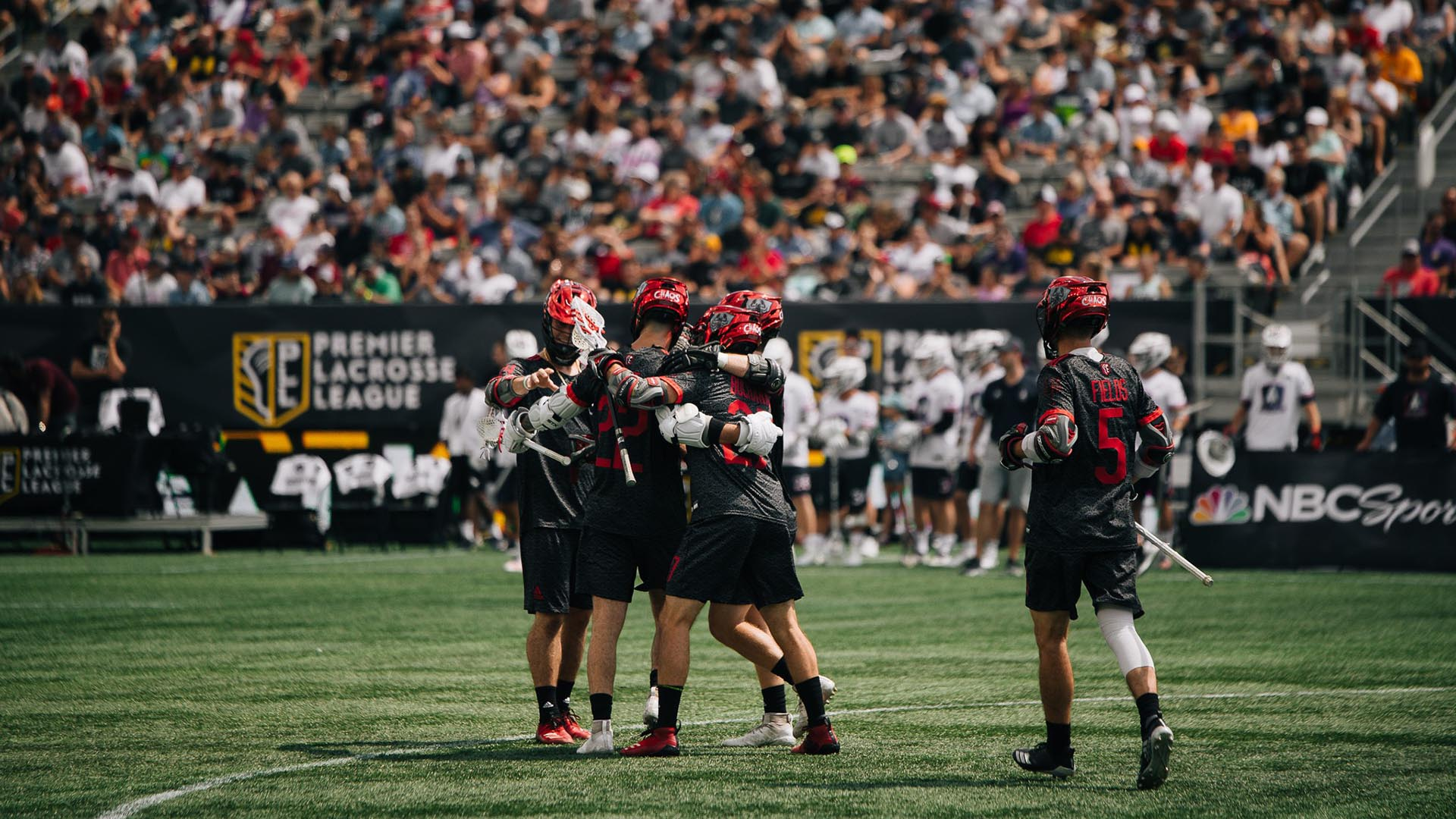 Premier Lacrosse League highlights: Chaos 11, Archers 10 (OT)