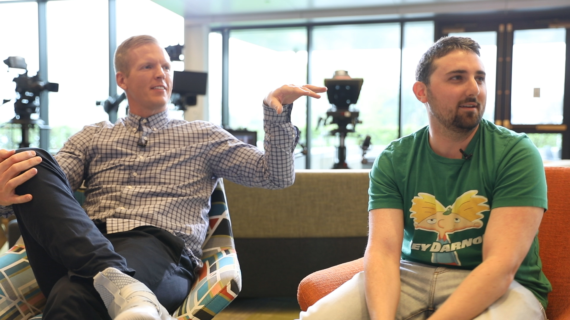2019 NFL draft: New York Jets fan re-lives bad draft picks with Chris Simms