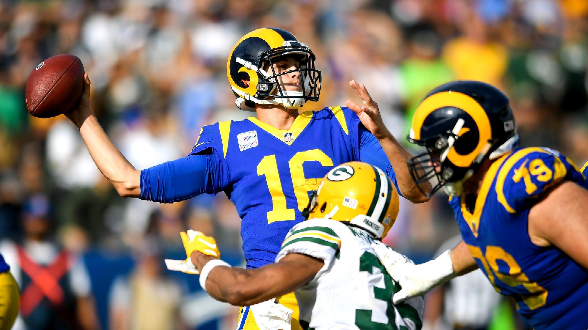 Cowboys' Dak Prescott vs. Rams' Jared Goff: Who ya got?