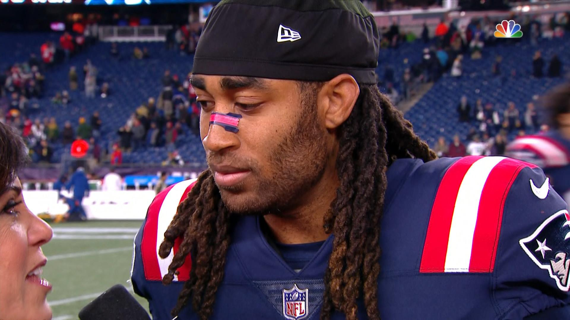 Stephon Gilmore, Patriots defense step up in fourth quarter vs. Packers