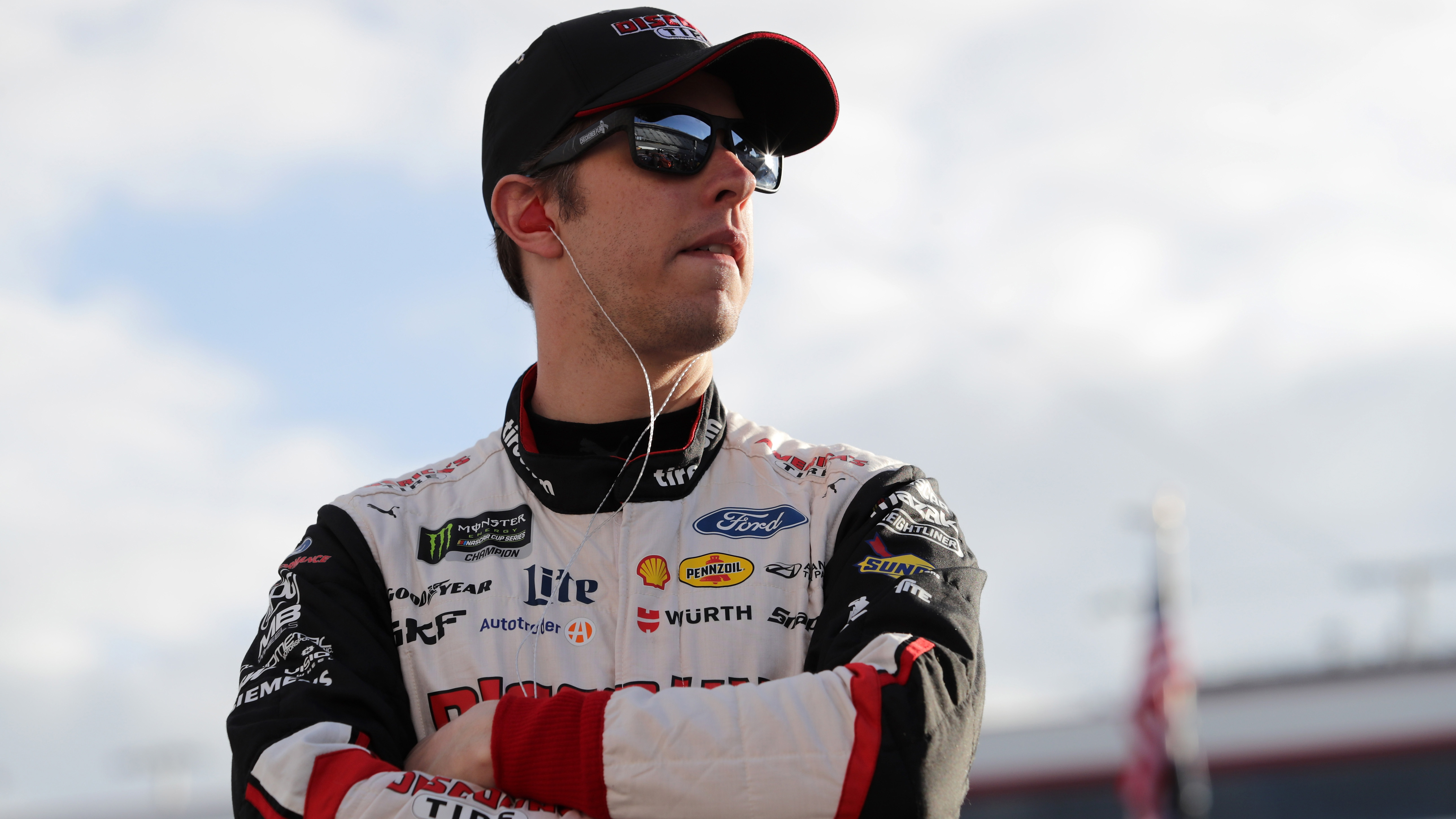 NASCAR driver odds to win at Talladega Superspeedway