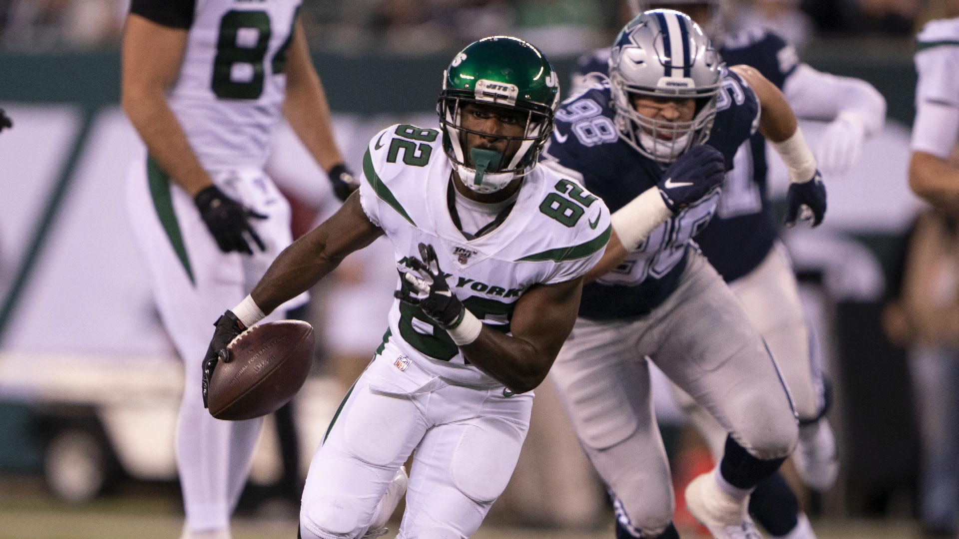 Jets' Sam Darnold ignites the value of Jamison Crowder in fantasy