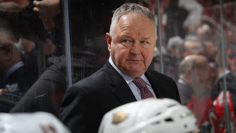 Anaheim Ducks fire head coach Randy Carlyle