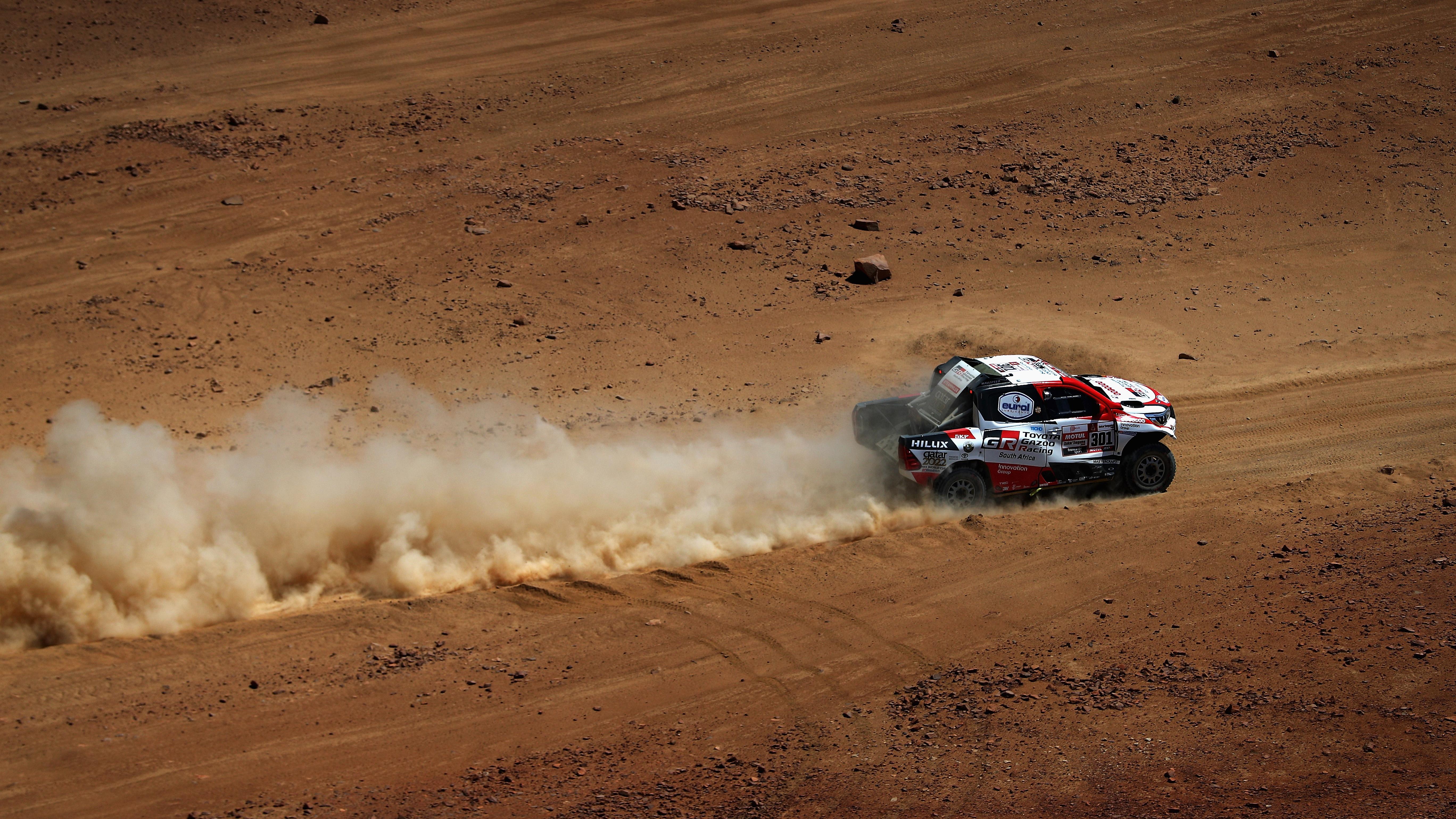 Dakar Rally headed to Saudi Arabia for 2020