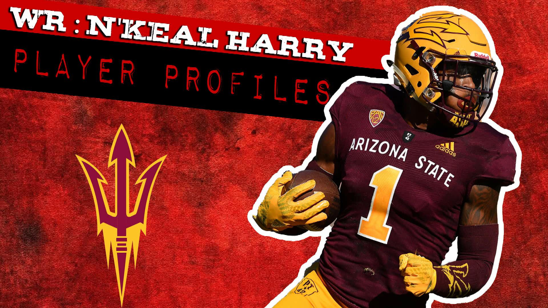 2019 NFL Draft profile: N'Keal Harry, Arizona State