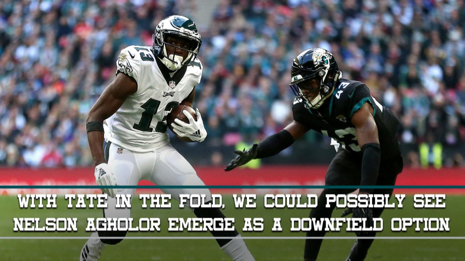 Nelson Agholor, Week 11 Fantasy Preview