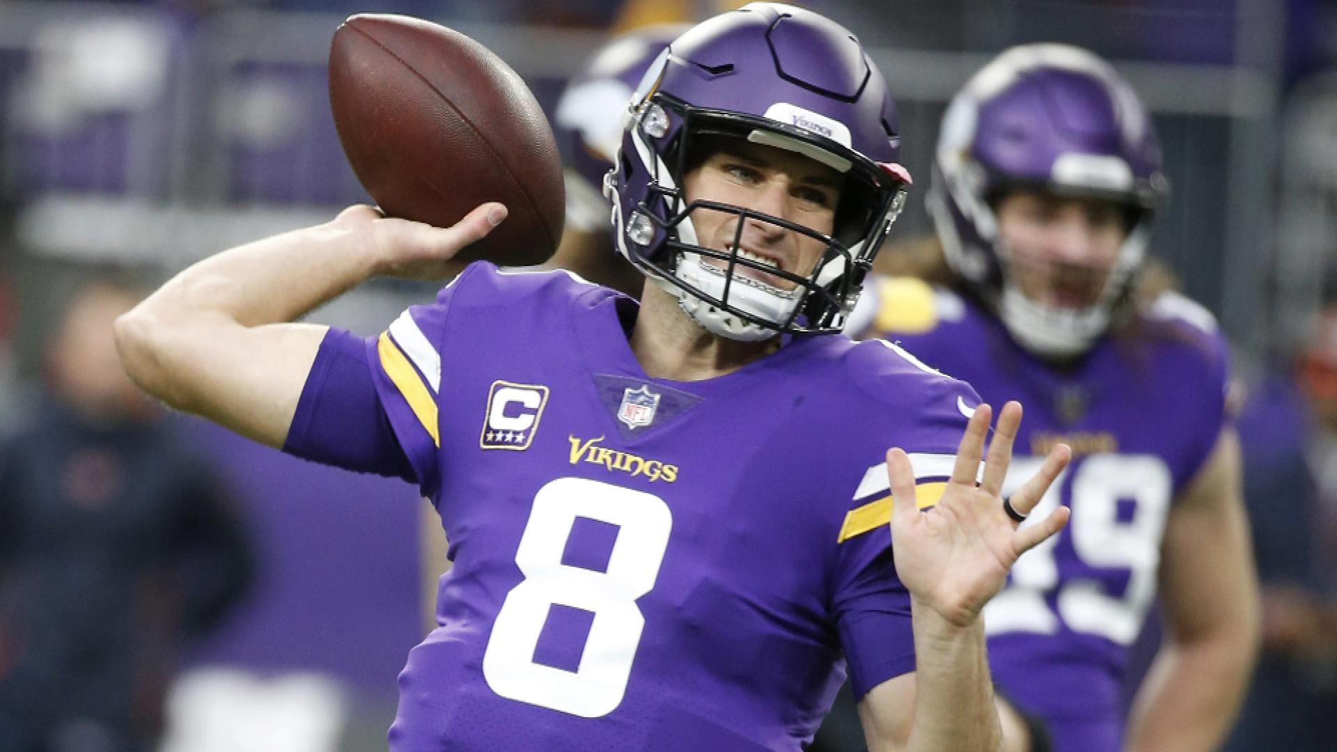Minnesota Vikings paying the price for huge Kirk Cousins deal