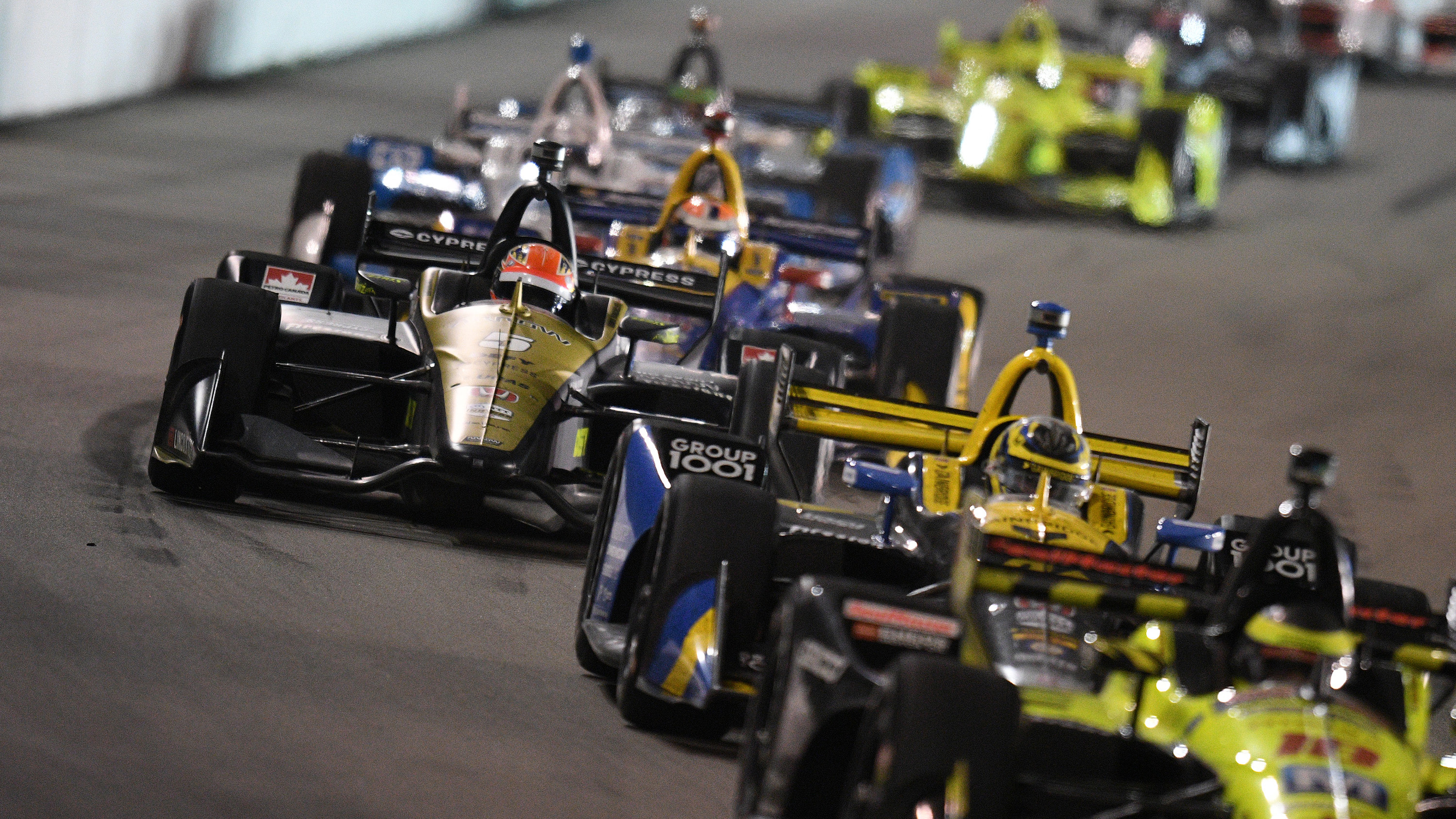 IndyCar's champion will be crowned at Laguna Seca on NBC