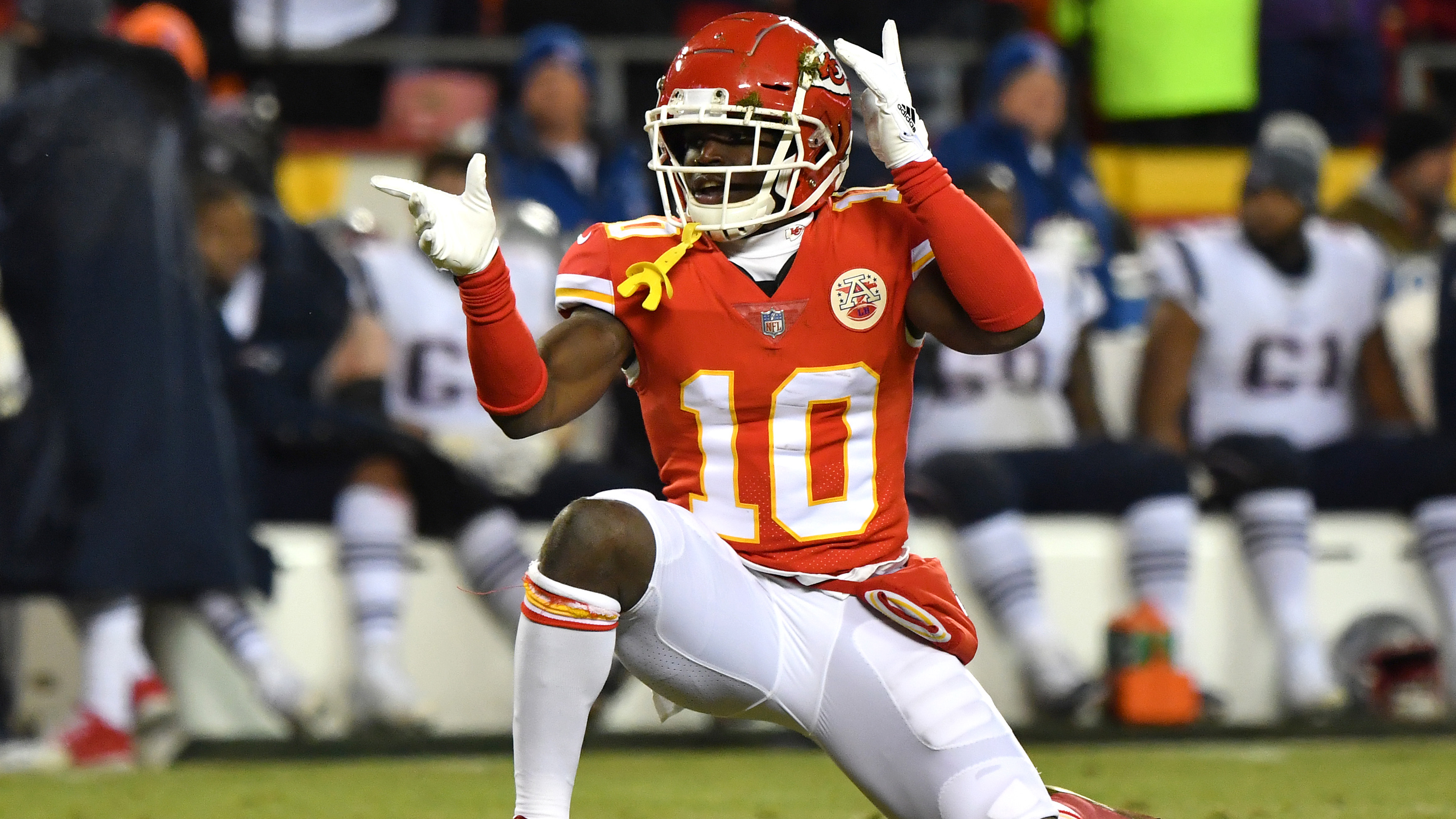 Tyreek Hill situation showcases flaw in NFL discipline protocol