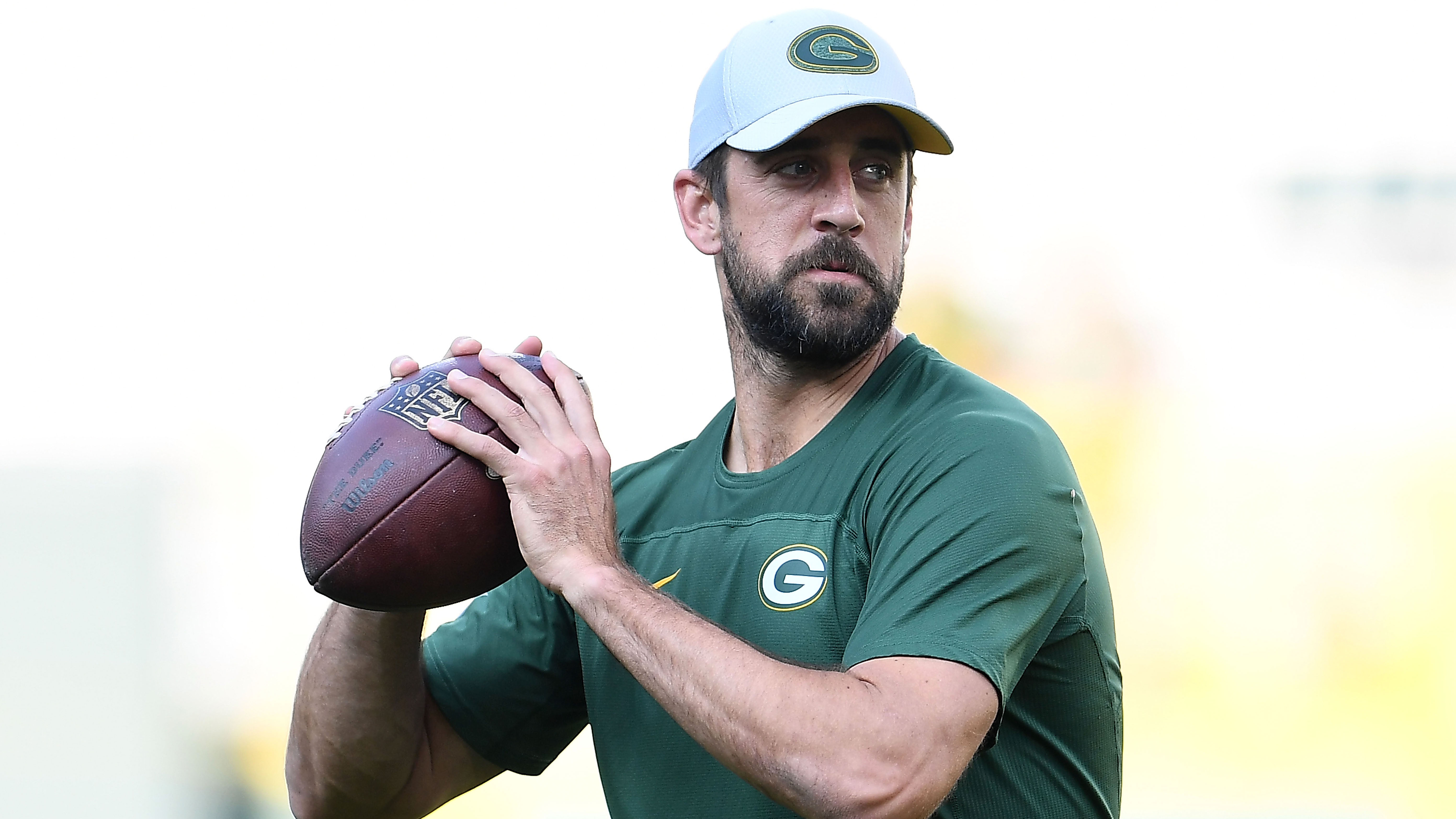 Will Aaron Rodgers be able to call audibles in new Packers' offense?