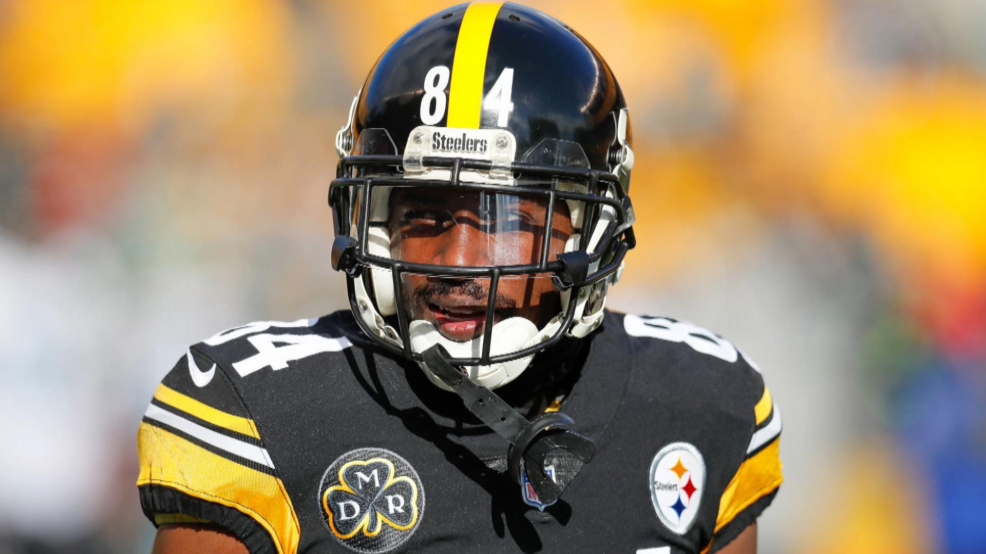 Steelers' Antonio Brown, Broncos' Emmanuel Sanders beef on Twitter