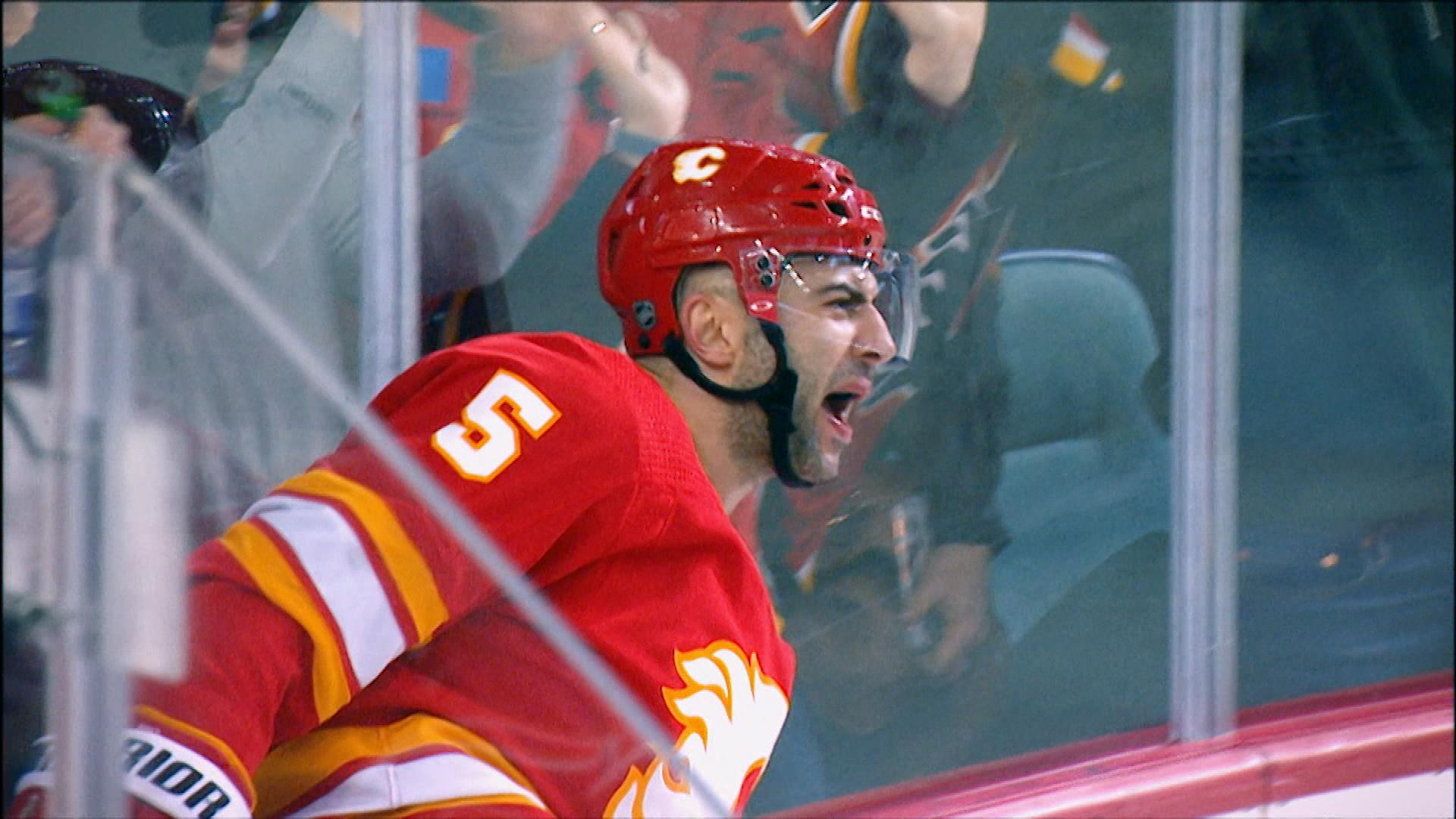 NHL Awards: Mark Giordano wins Norris Trophy