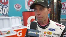 Aric Almirola underachieves with NASCAR finish at