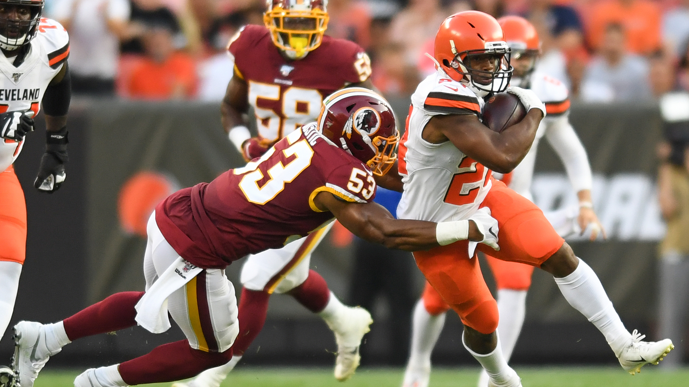 Fantasy Football: Why you must draft Browns' Nick Chubb in your league