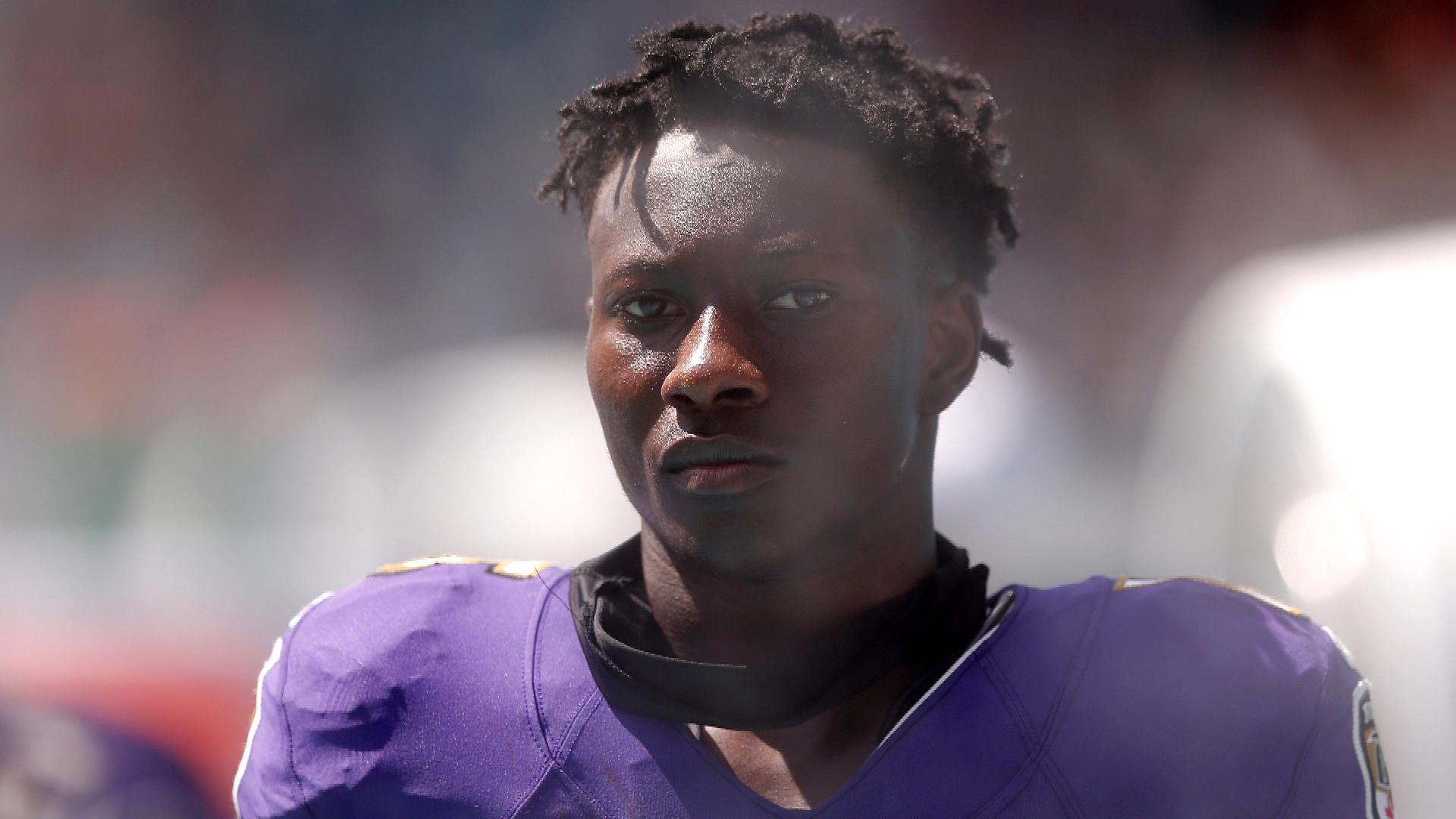 Ravens' Marquise Brown named in Antonio Brown sexual assault lawsuit