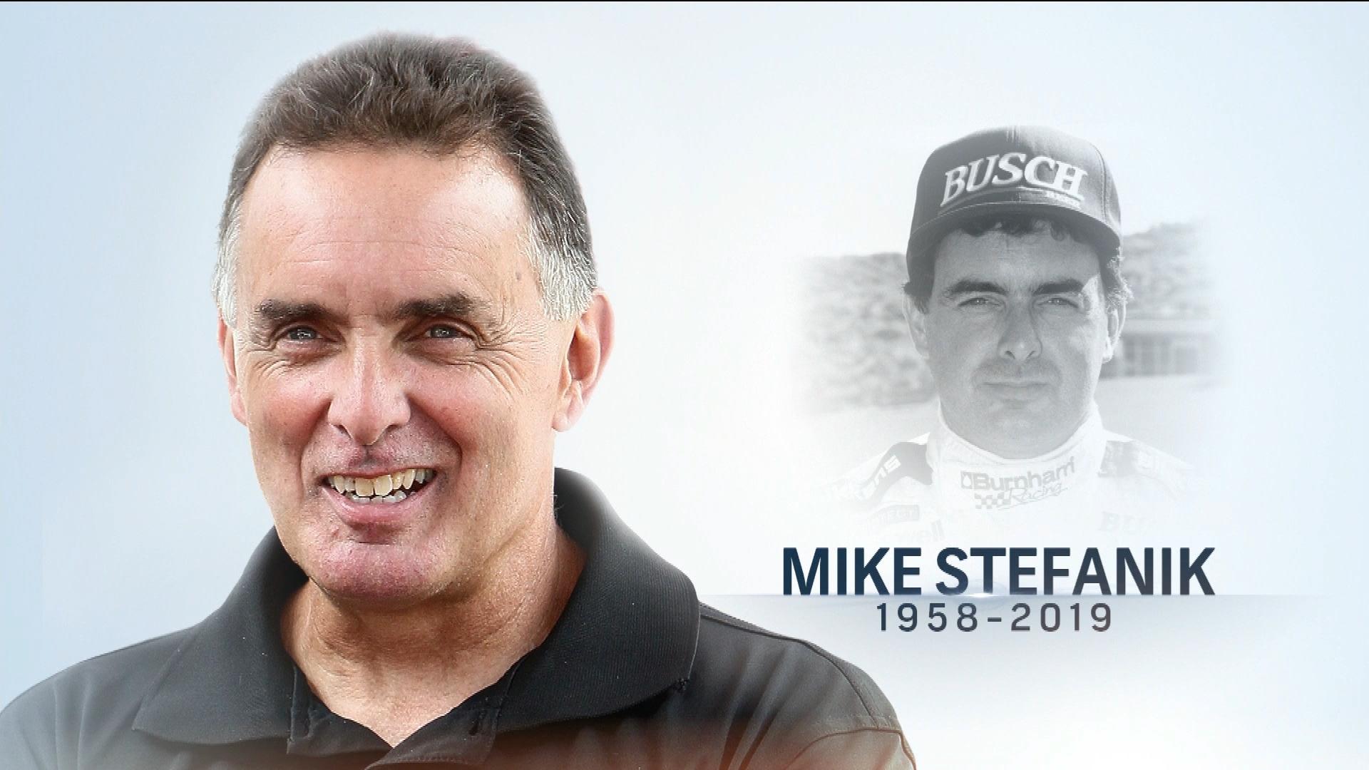 NASCAR Hall of Fame nominee Mike Sefanik dies in plane crash at 61