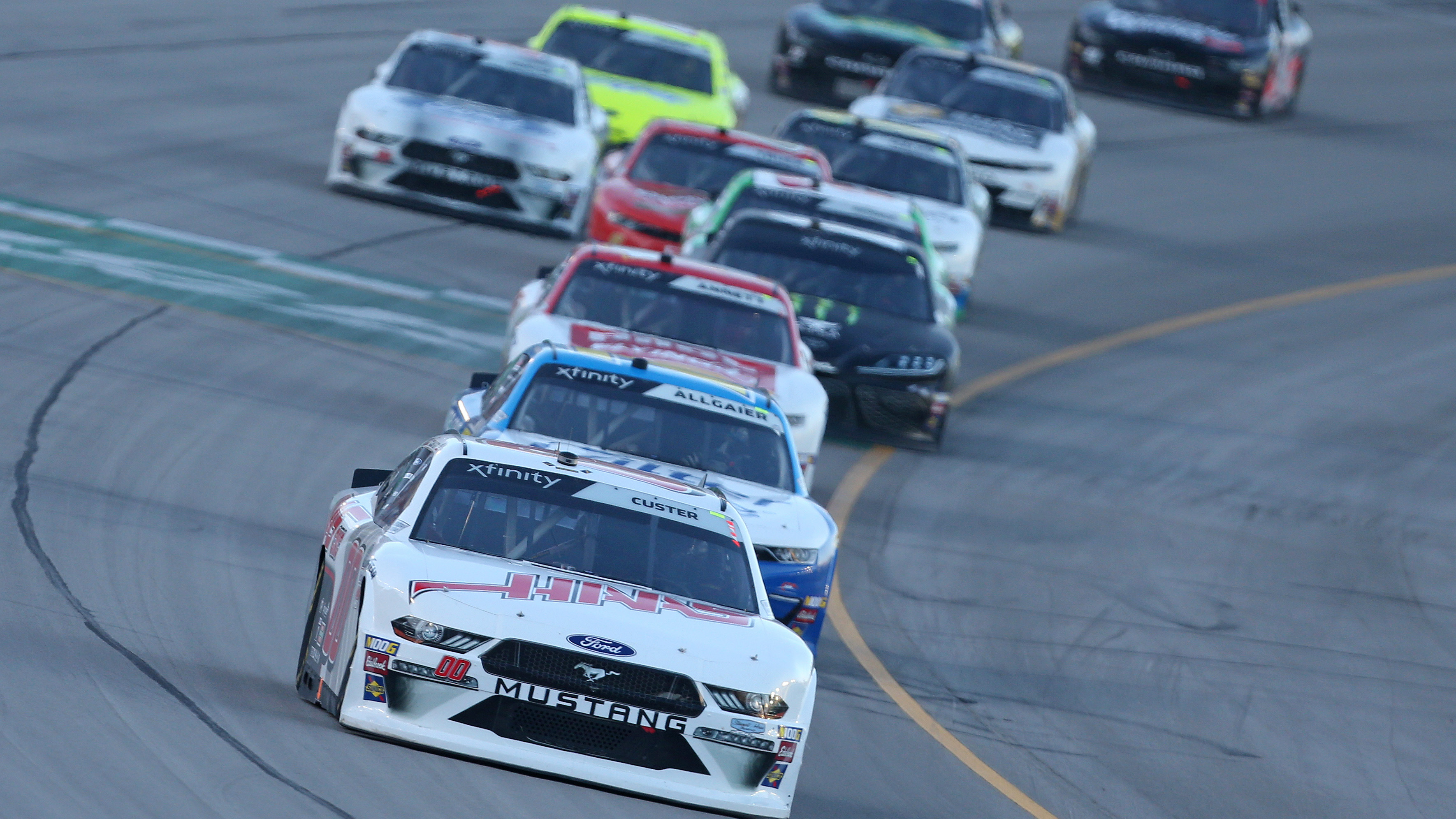 Extended Highlights: Cole Custer wins Xfinity Series race at Kentucky