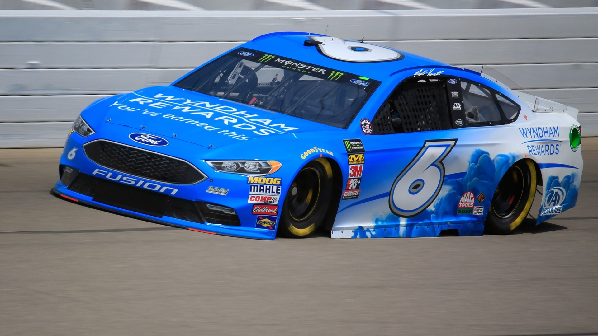 Matt Kenseth wins Stage 2 of NASCAR Cup Brickyard 400 at Indianapolis