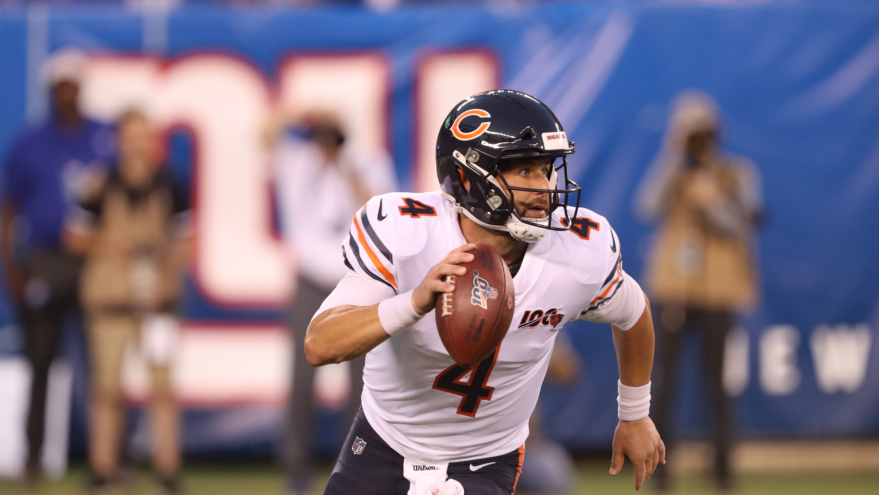 Do Bears have worst backup quarterback situation in NFL?