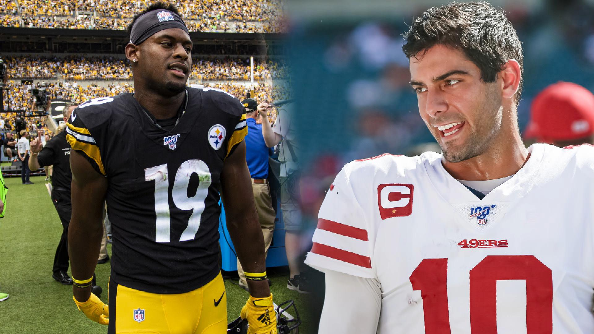 49ers run-heavy offense will be the storyline vs. Steelers young QB