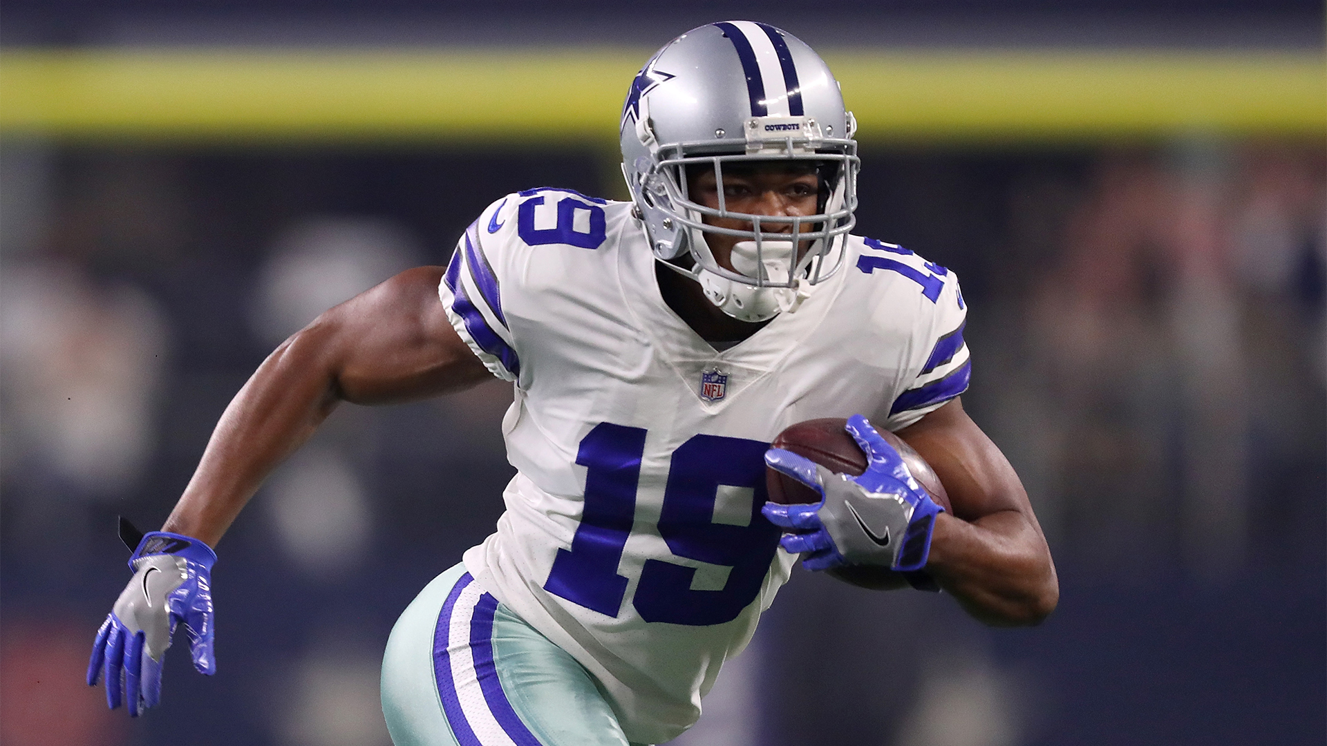 Cowboys' Amari Cooper: Change of scenery was really necessary