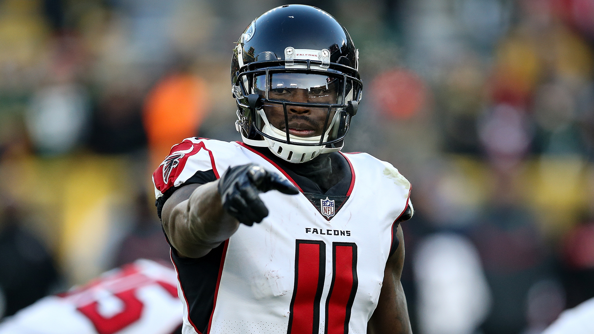 Do the Falcons and Julio Jones already have a new deal in place?