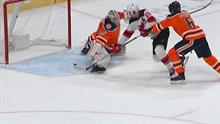 Devils  Travis Zajac ties game with power play goal against Oilers 28c858ad1