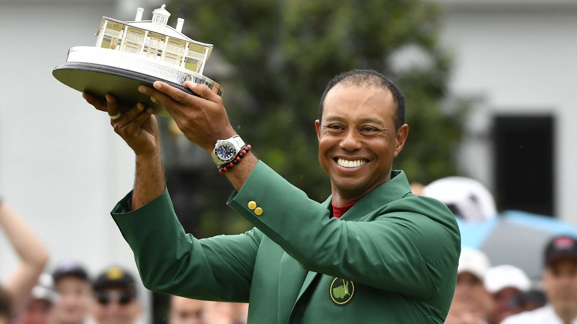 The Daily Line: Is Tiger Woods finished?