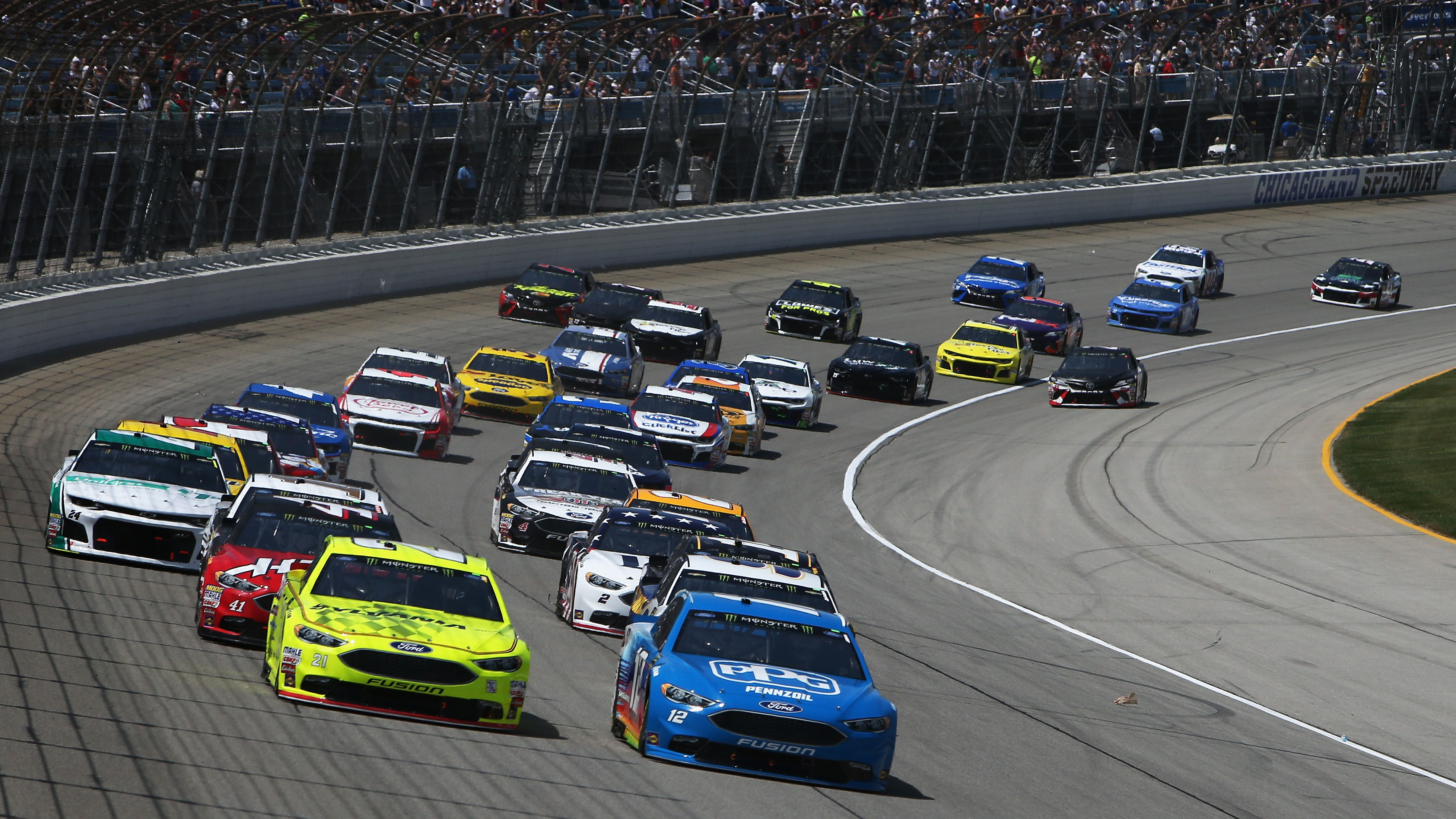 NASCAR Cup Series top storylines ahead of Chicagoland race