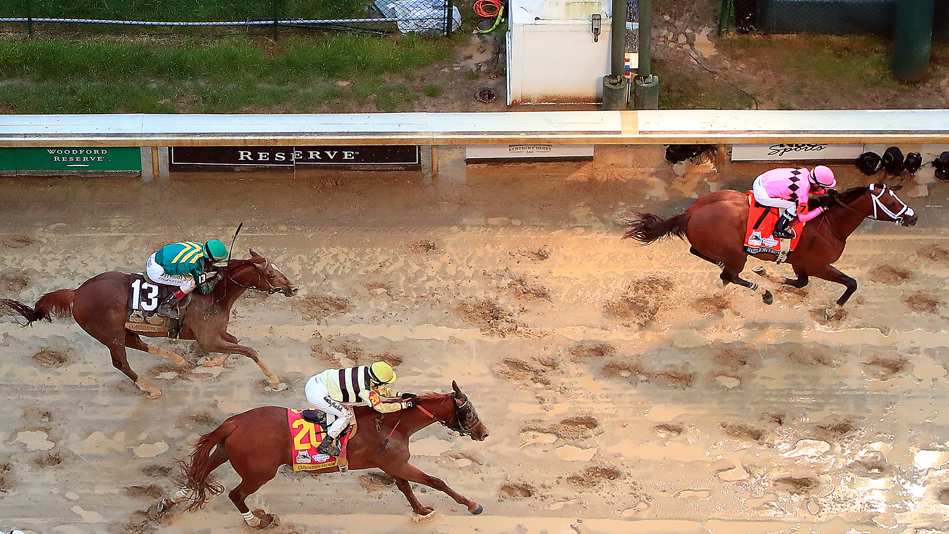 2019 Kentucky Derby: Maximum Security disqualified, Country