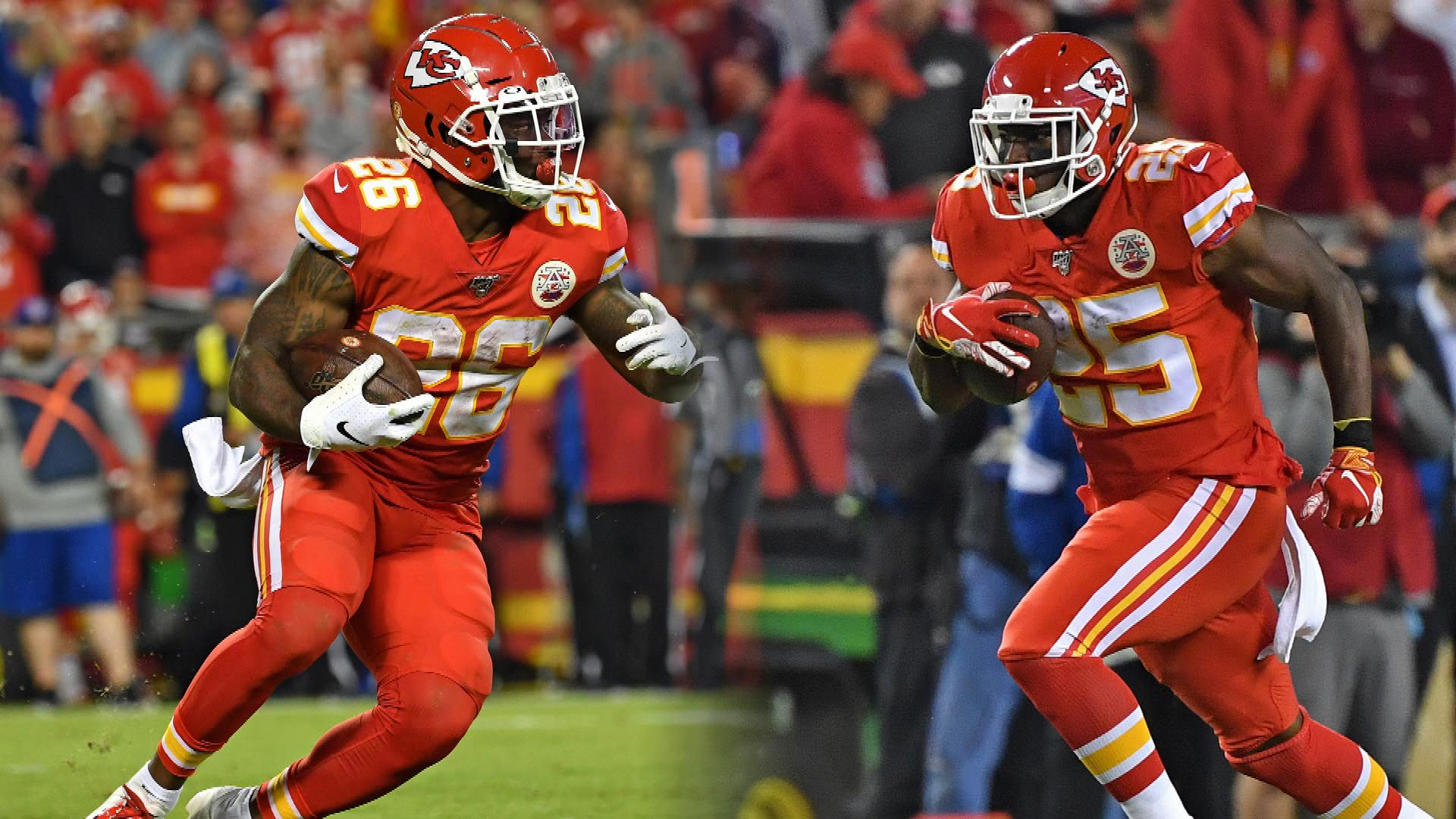 Why Chiefs' LeSean McCoy might become the chief option in the