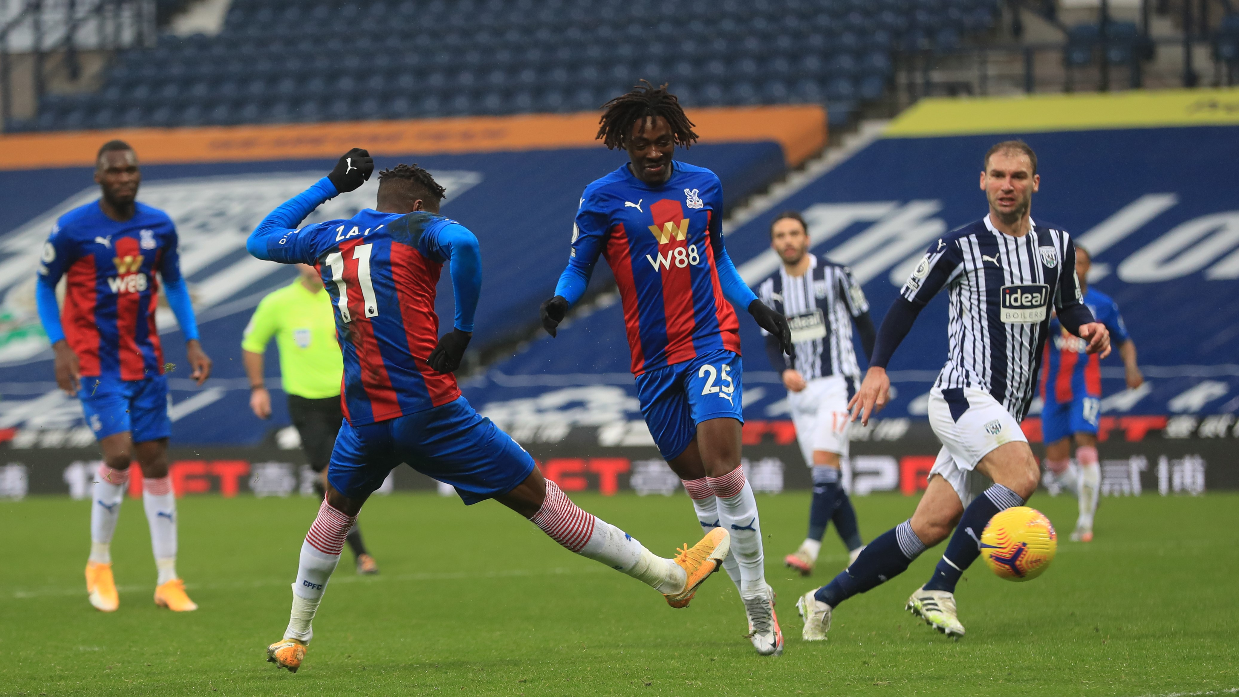 West Brom Crystal Palace Three Things We Learned Recap Video