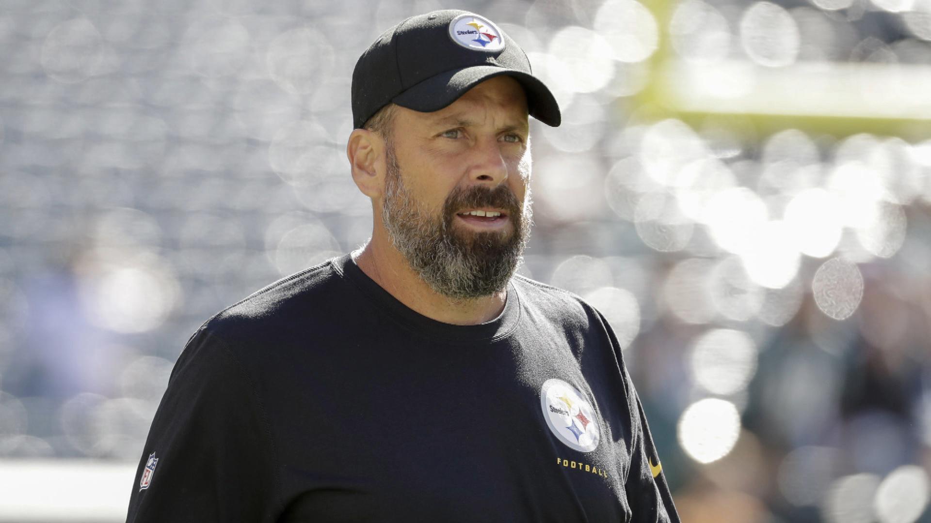 Steelers' Antonio Brown, Le'Veon Bell praised by Todd Haley
