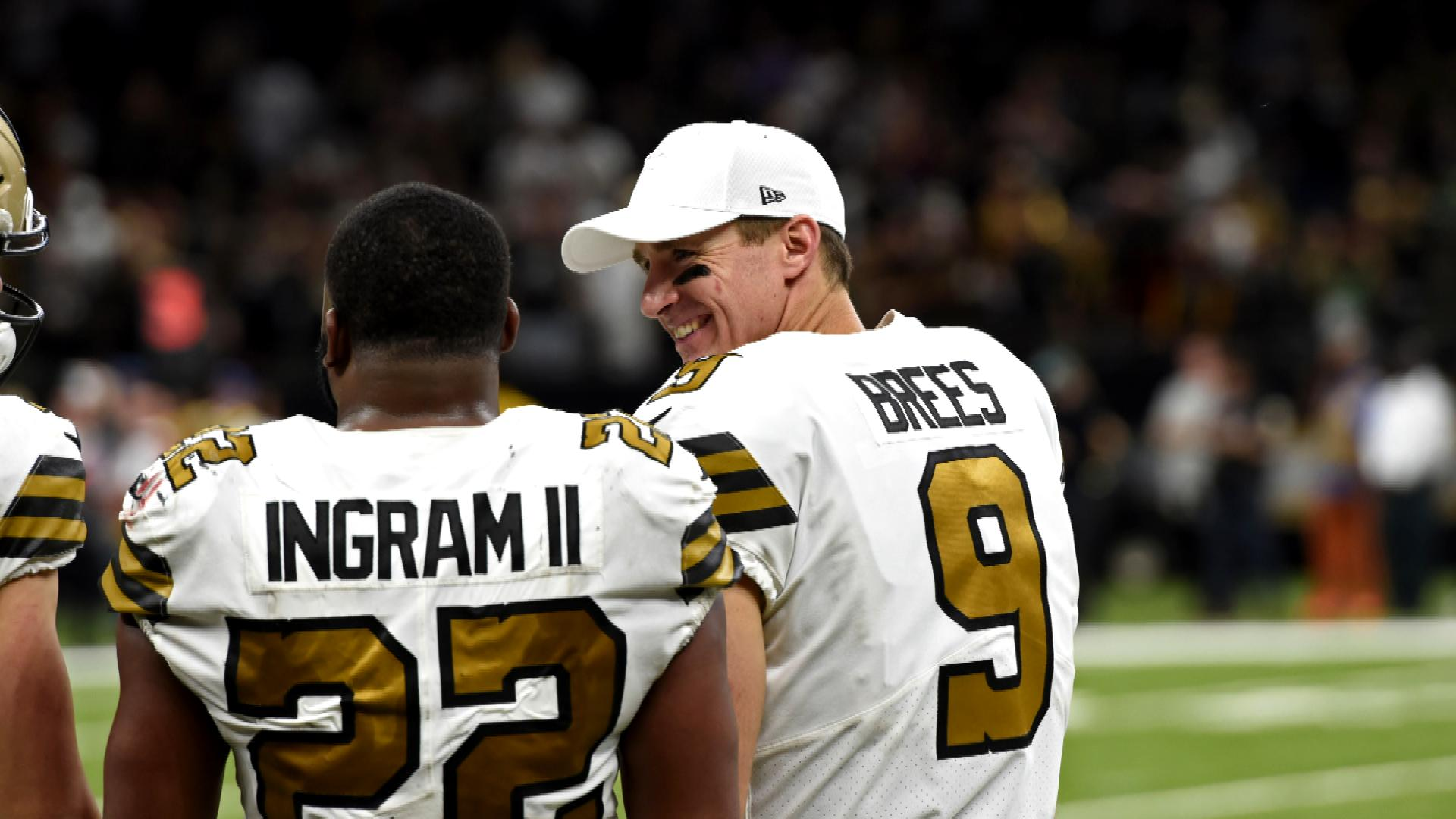 Drew Brees will leave dynamic New Orleans Saints legacy