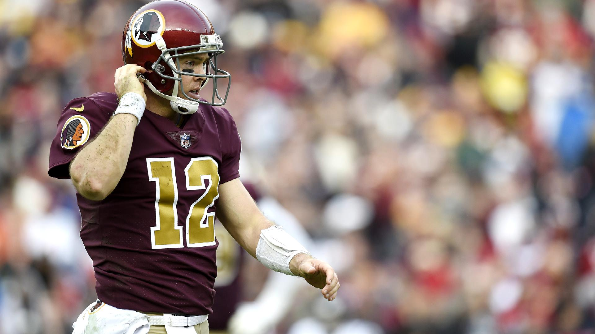 Colt McCoy may be odd man out in Redskins' QB competition