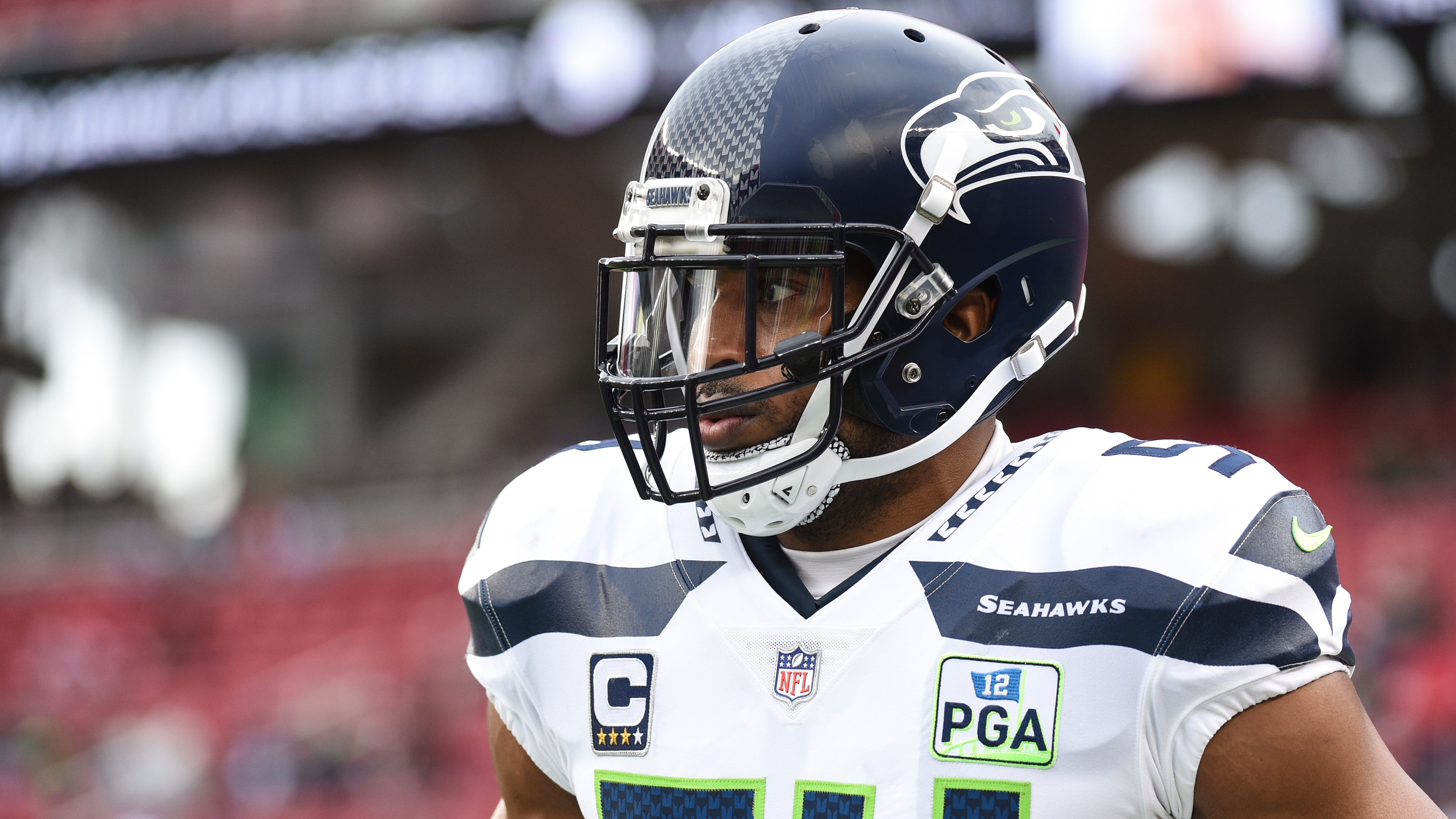 Seattle Seahawks' Bobby Wagner on his Madden rating, importance of MLB