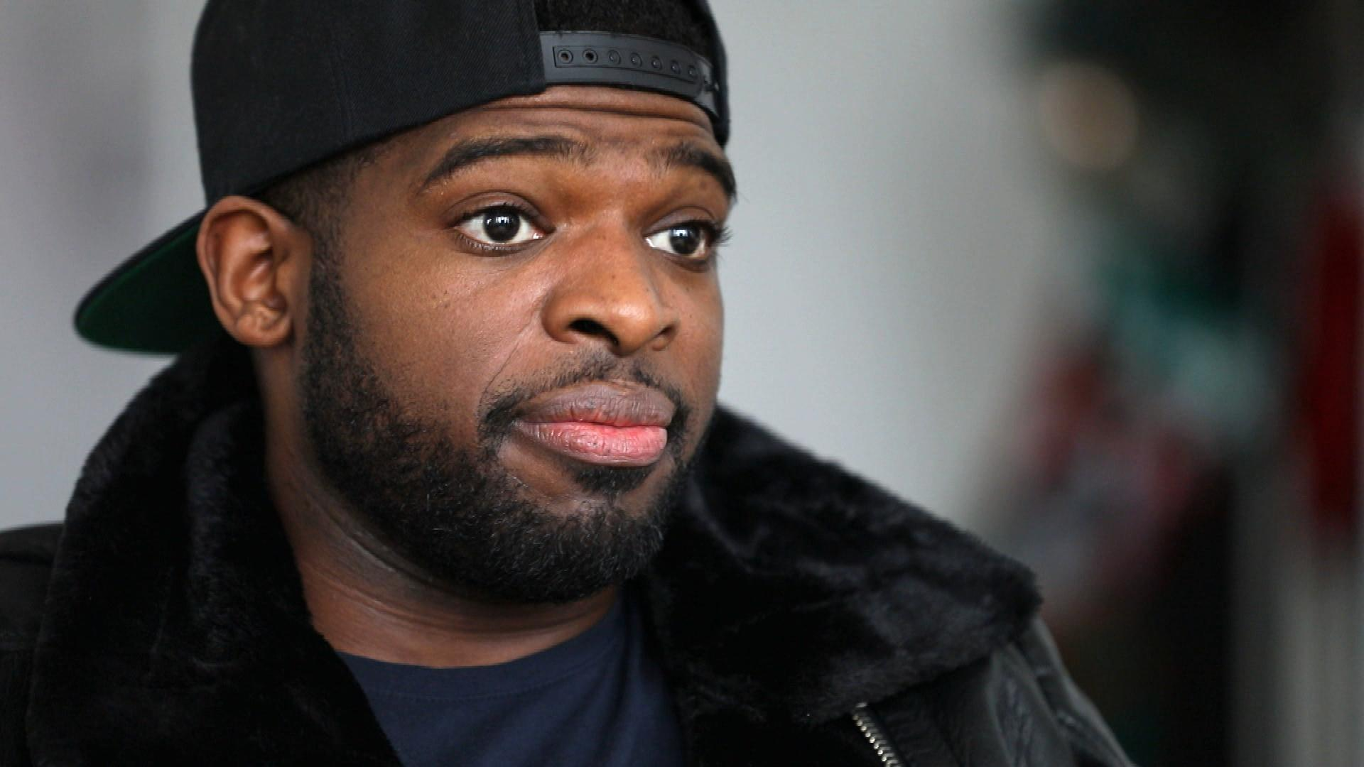 The P.K. Project: P.K. Subban's trips home always bring mayhem