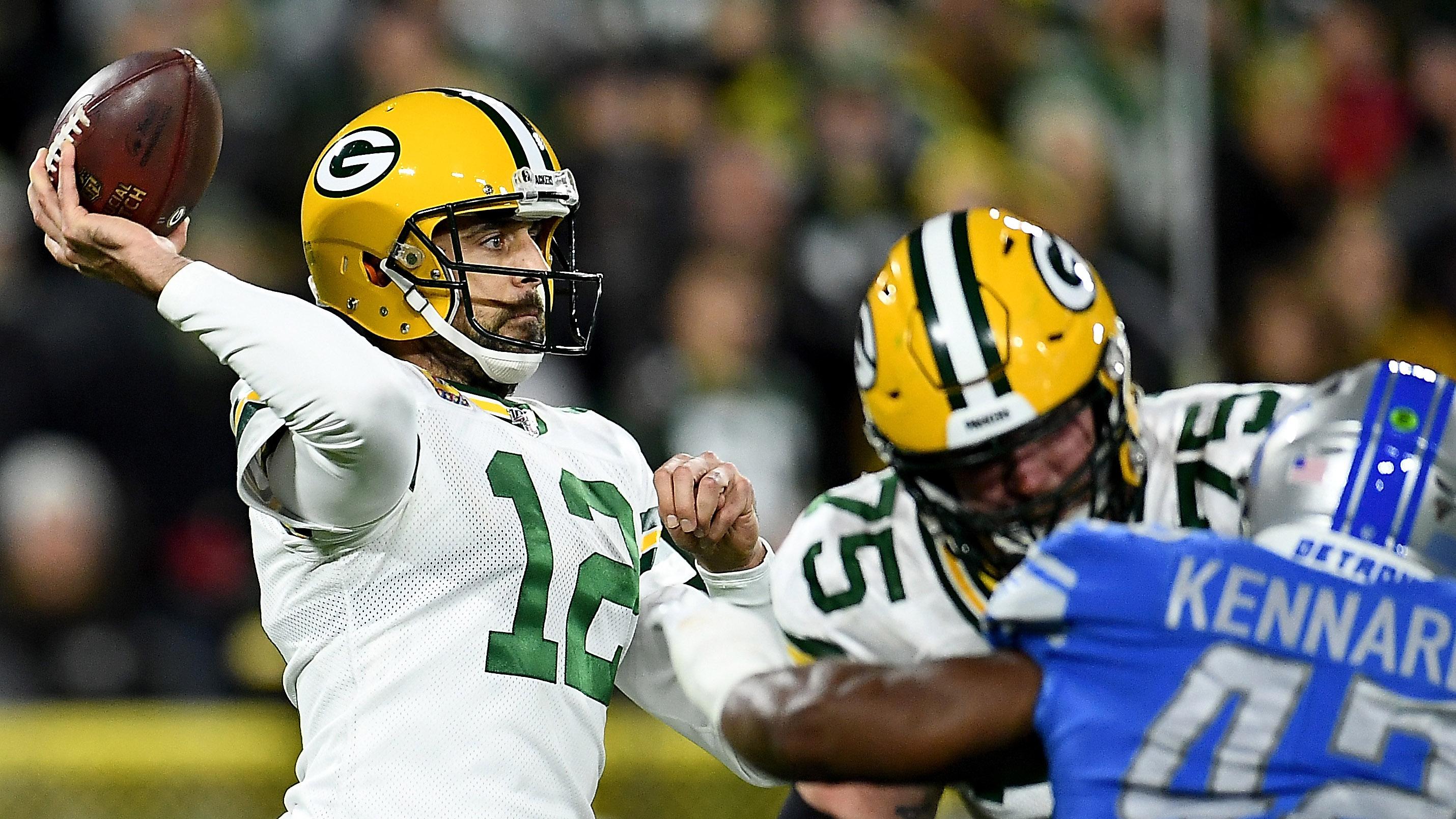 Oakland Raiders vs. Green Bay Packers Week 7 preview