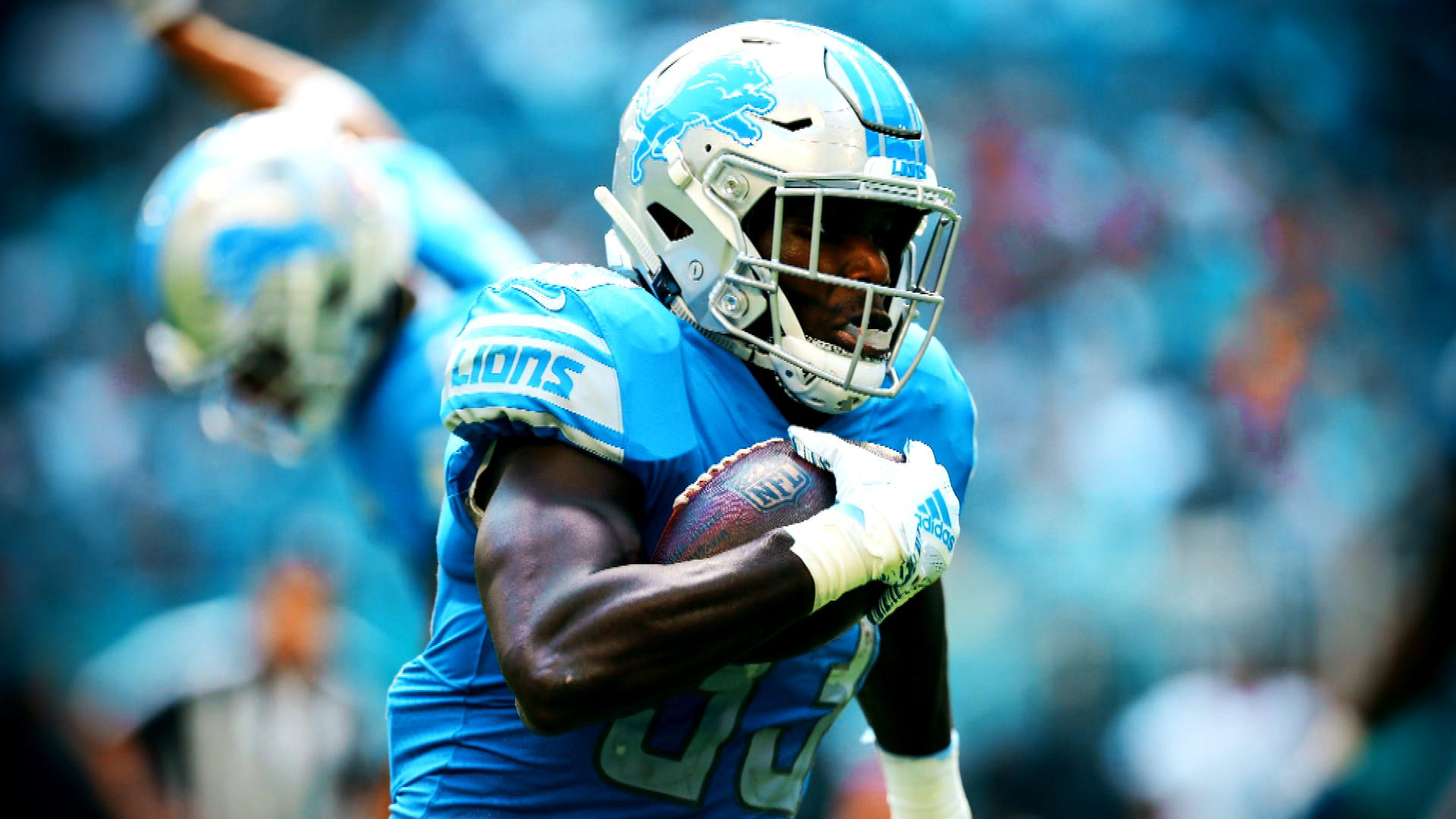 2019 Fantasy Football Breakout Players: Kerryon Johnson, Lions