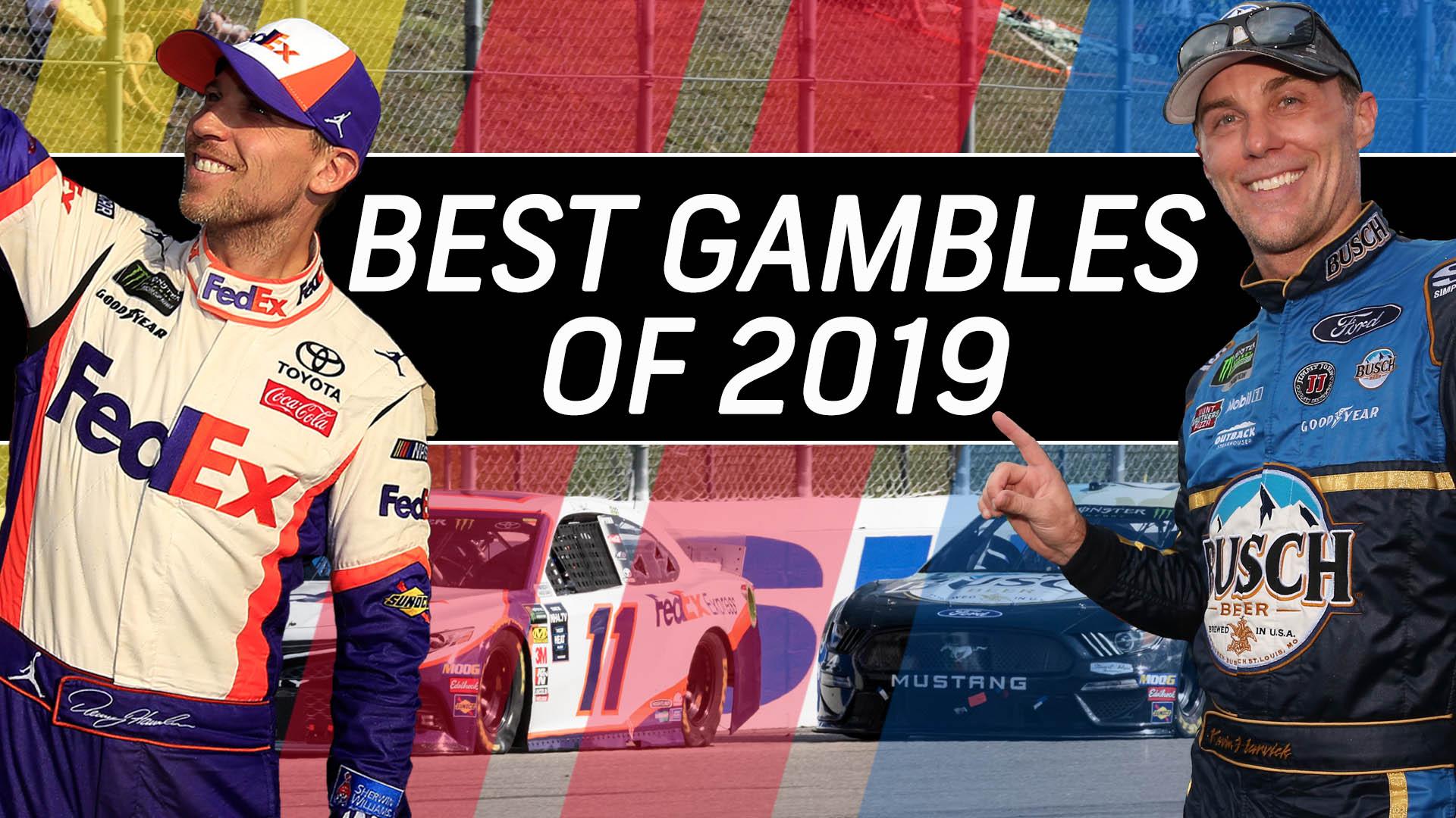 Top NASCAR Cup Series, Gander Outdoors Truck Series gambles of 2019