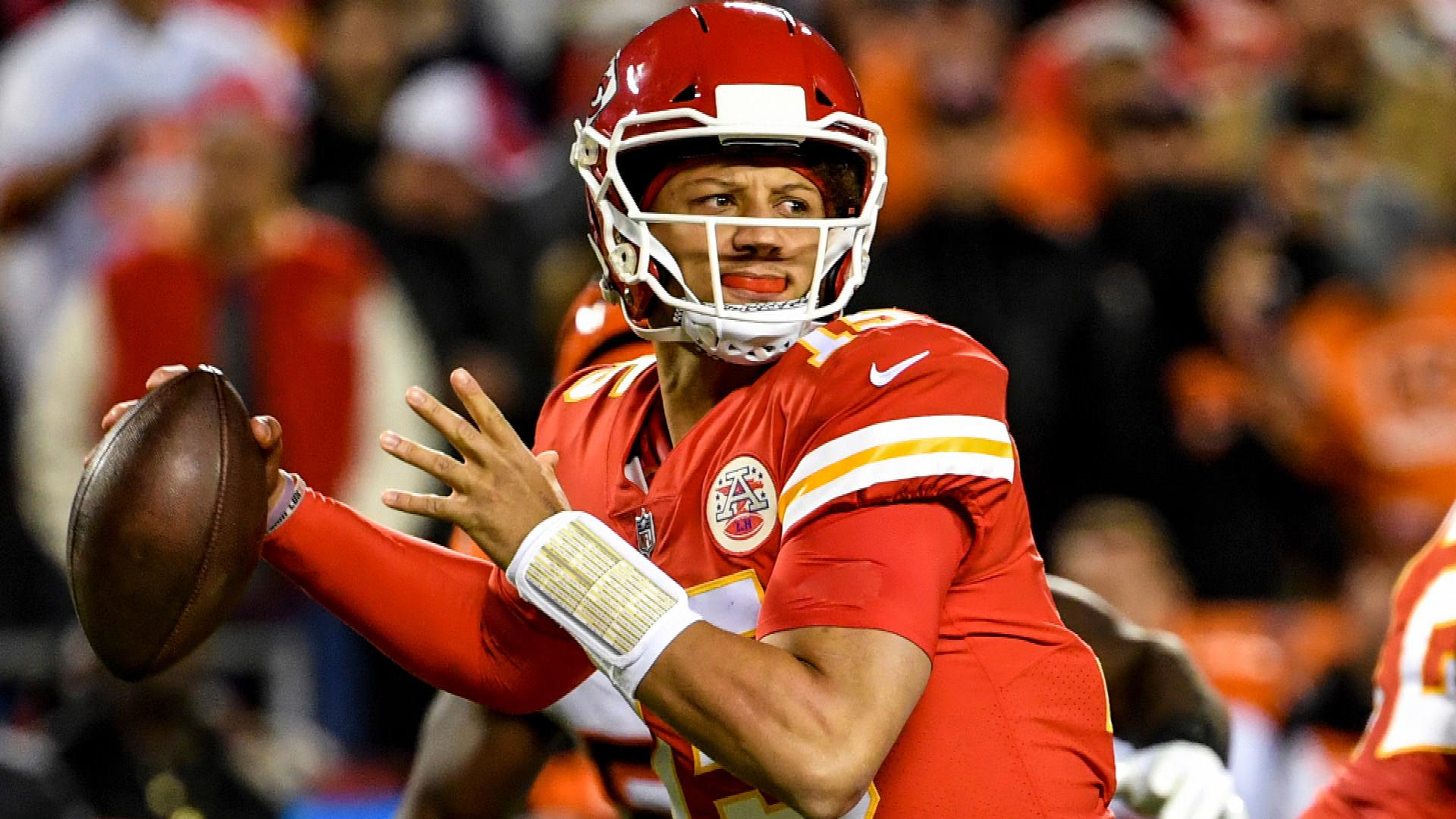 Chiefs' Patrick Mahomes the early favorite to win NFL MVP in 2019