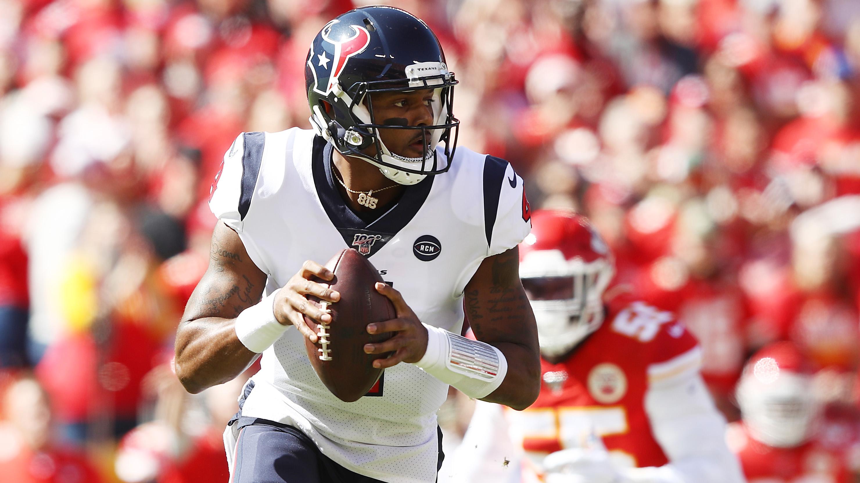 Deshaun Watson proud of Texans' fight in win over Chiefs