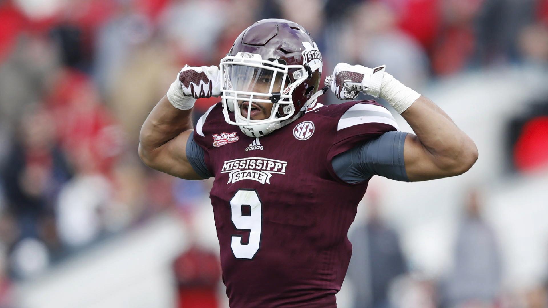 2019 NFL Draft: Redskins saw plenty of value in Montez Sweat at 26
