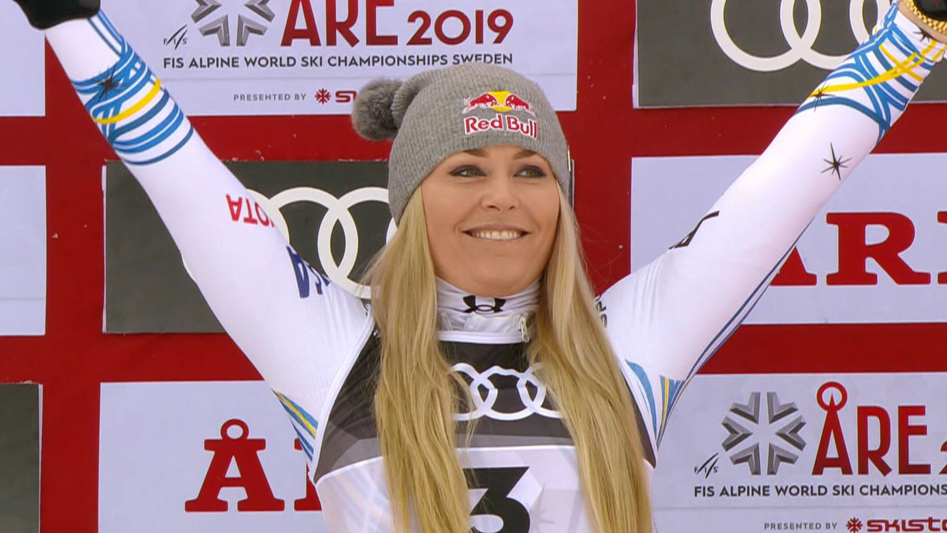 Lindsey Vonn, Mikaela Shiffrin headlining historic women's alpine season