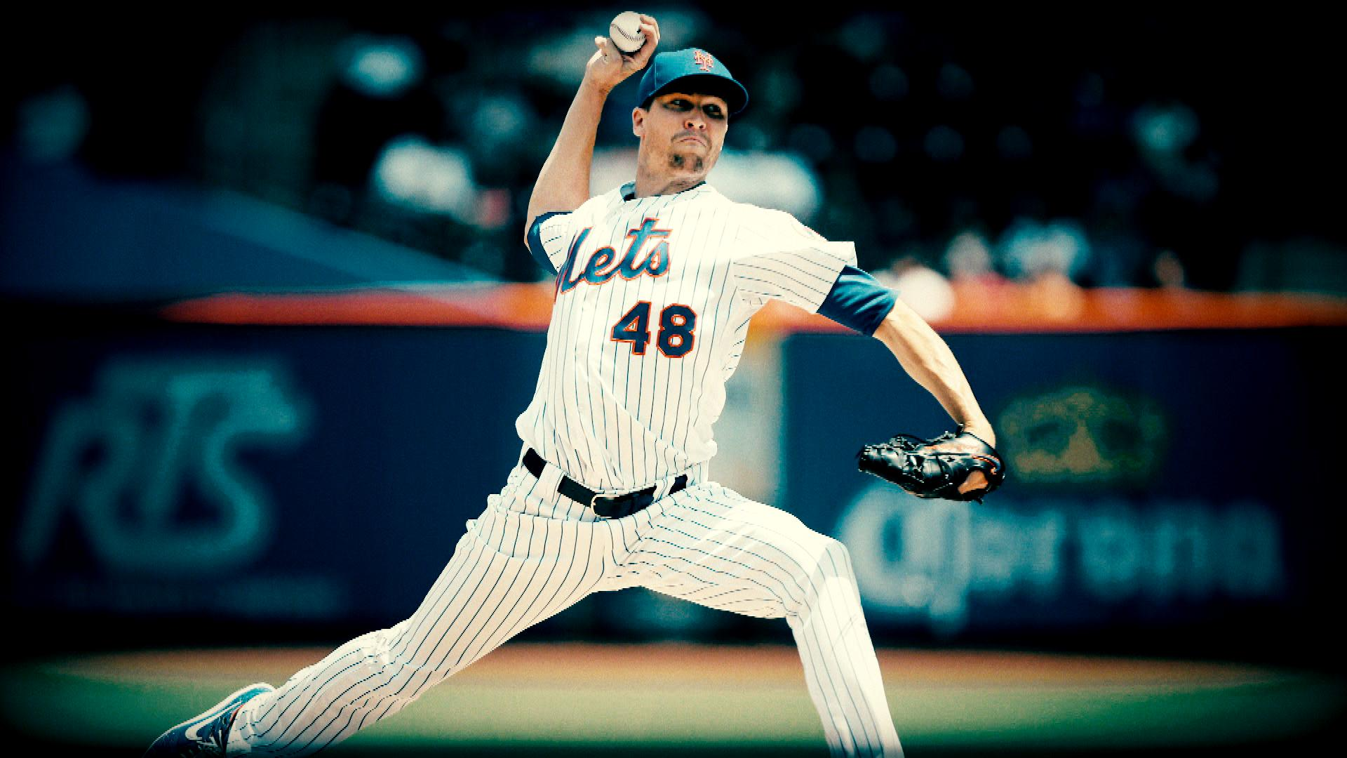 Fantasy Baseball: Jacob deGrom is the top two-start pitcher to start