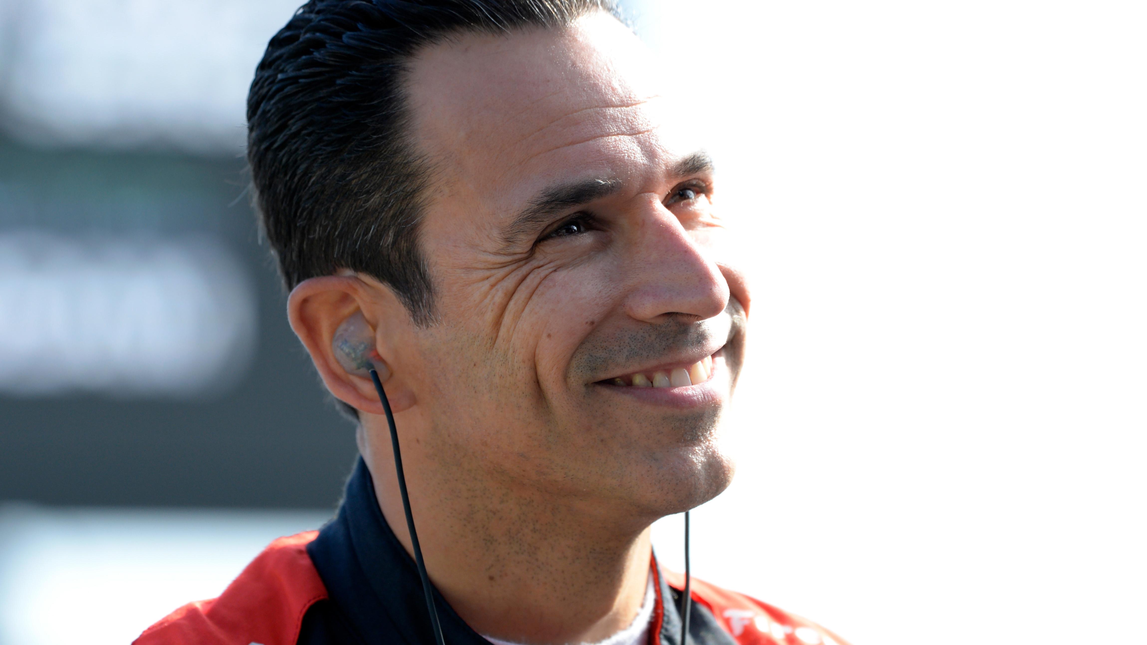 IndyCar Rapid Fire: Team Penske's Helio Castroneves teaches dance moves