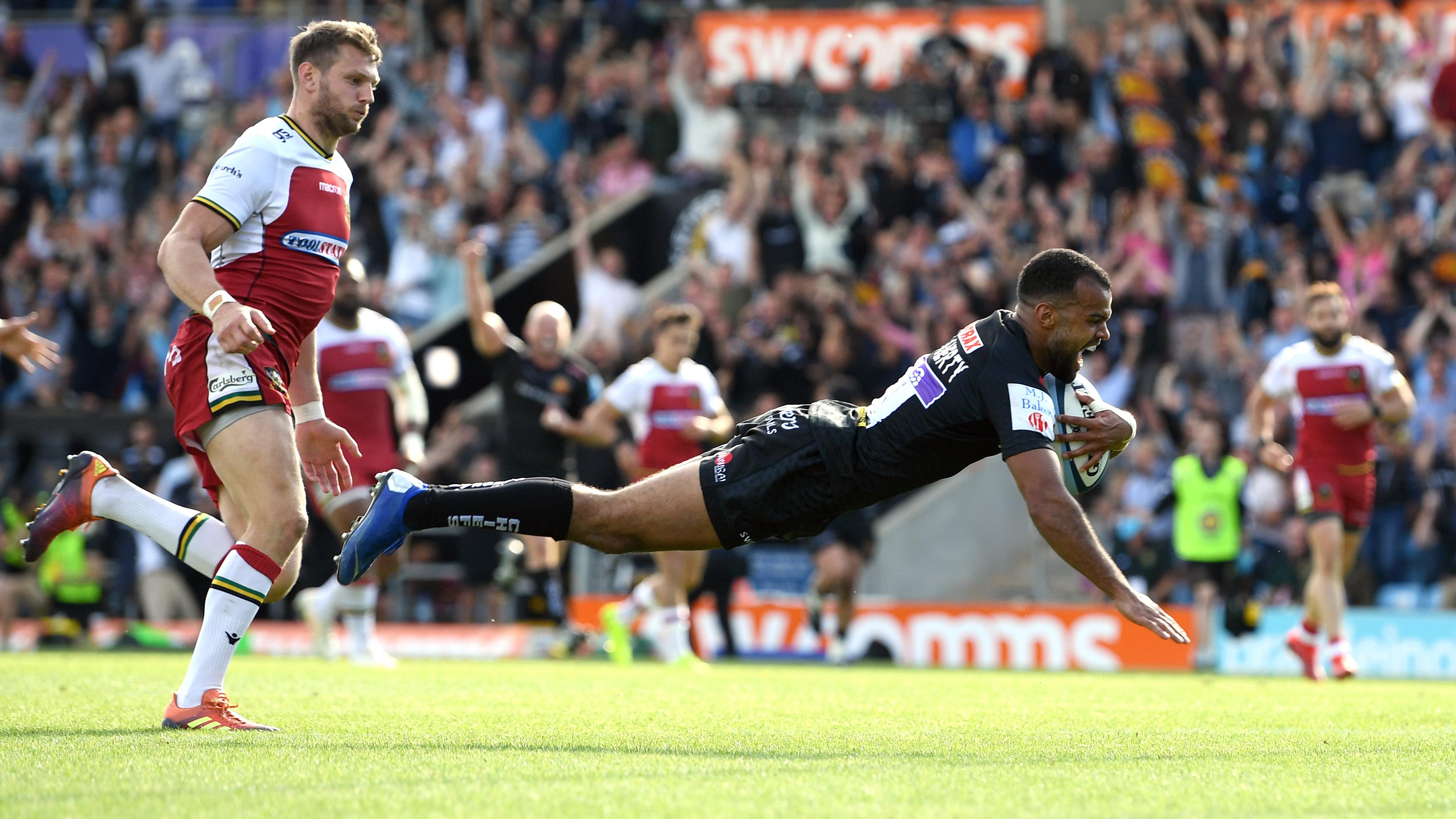 Premiership Rugby Semifinals: Saracens-Gloucester; Exeter-Northampton
