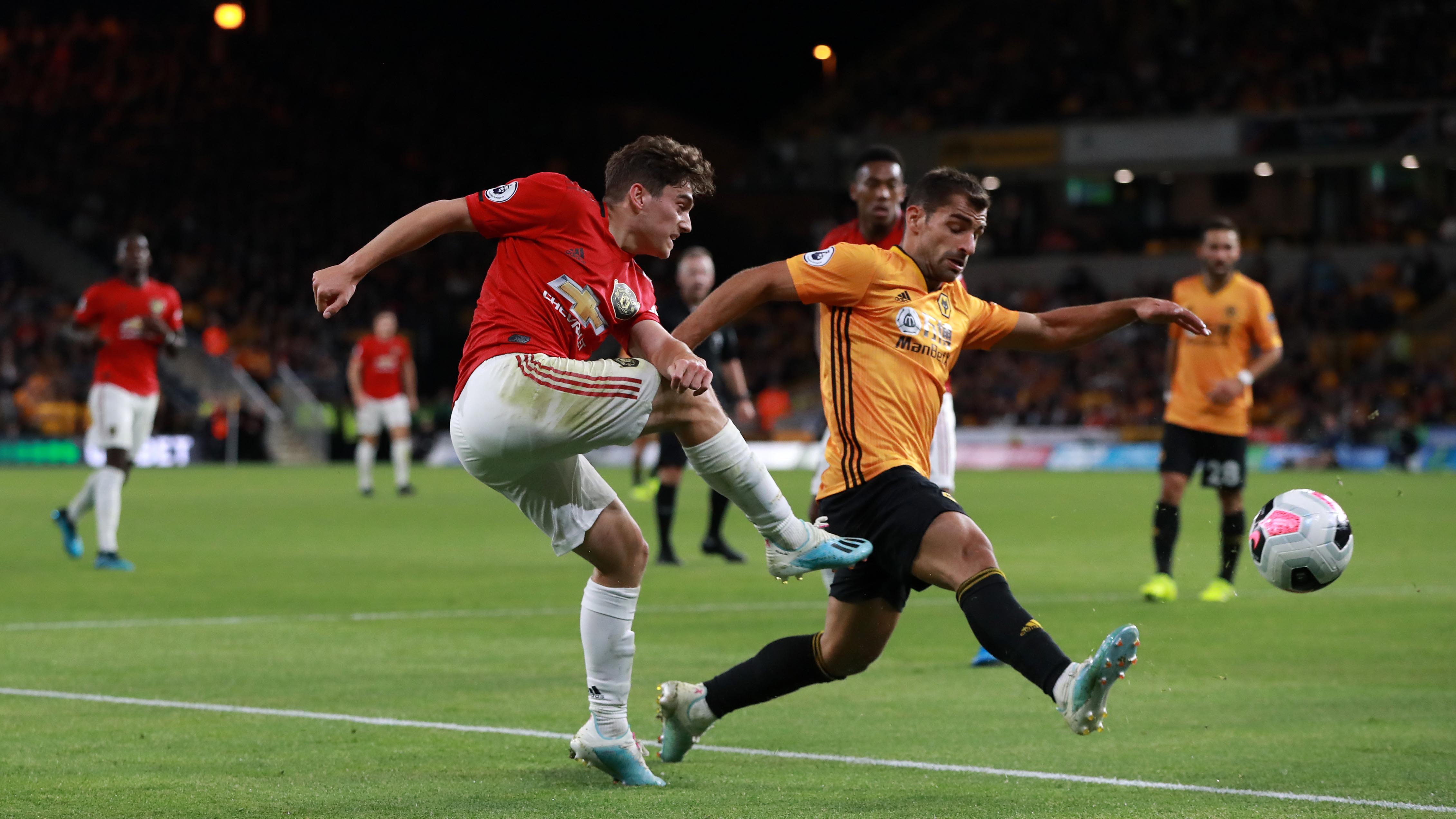 Extended highlights: Wolverhampton Wanderers 1, Manchester United 1