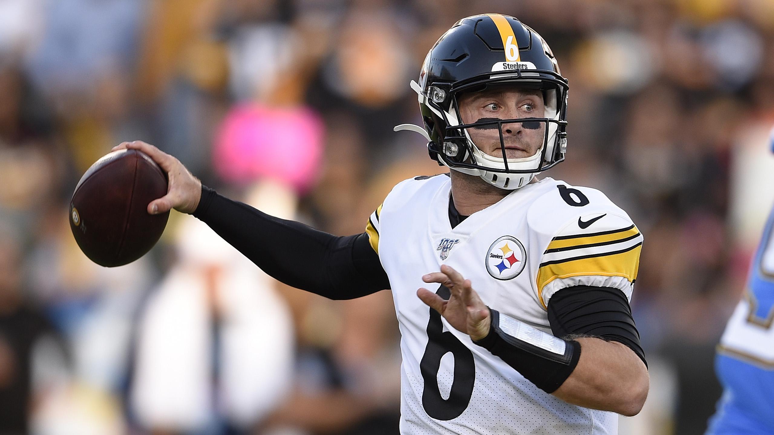 Steelers' Devlin Hodges appreciative of defense's effort in win