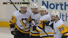 Dominik Simon helps Penguins regain three-goal lead vs. Rangers 7d627eeac